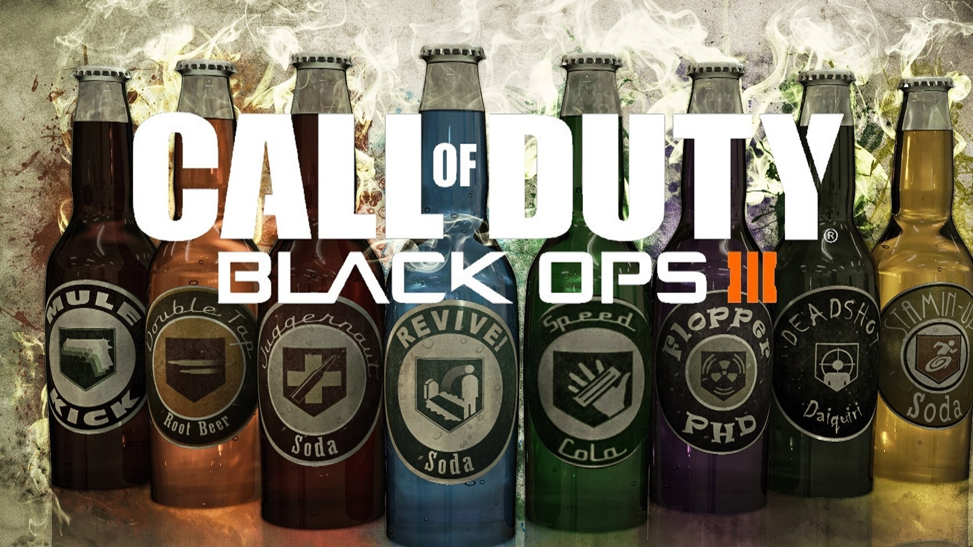 Call of Duty Black Ops III Wallpapers (83+ pictures)