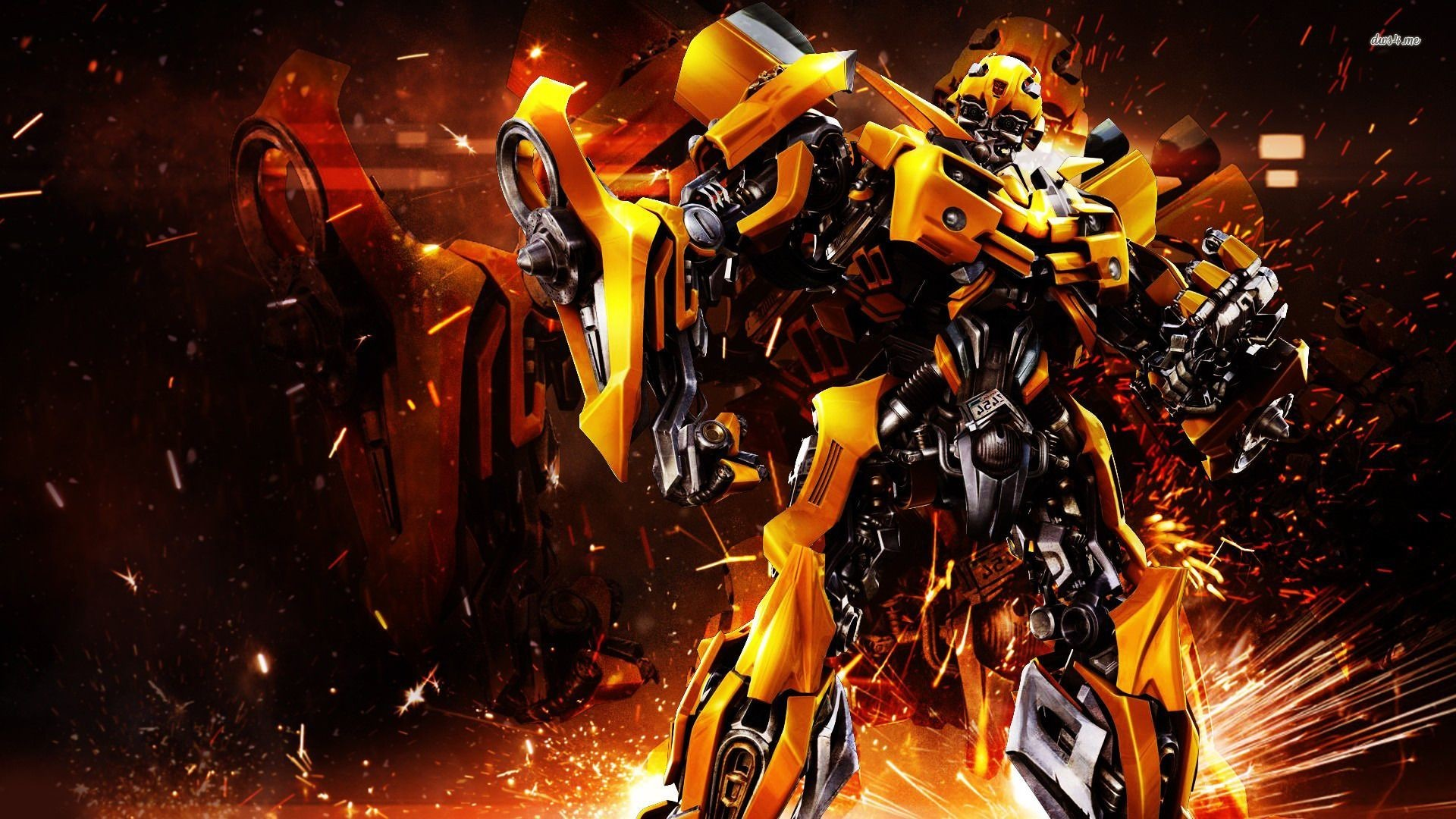 Transformers Bumblebee Wallpapers 70 Pictures