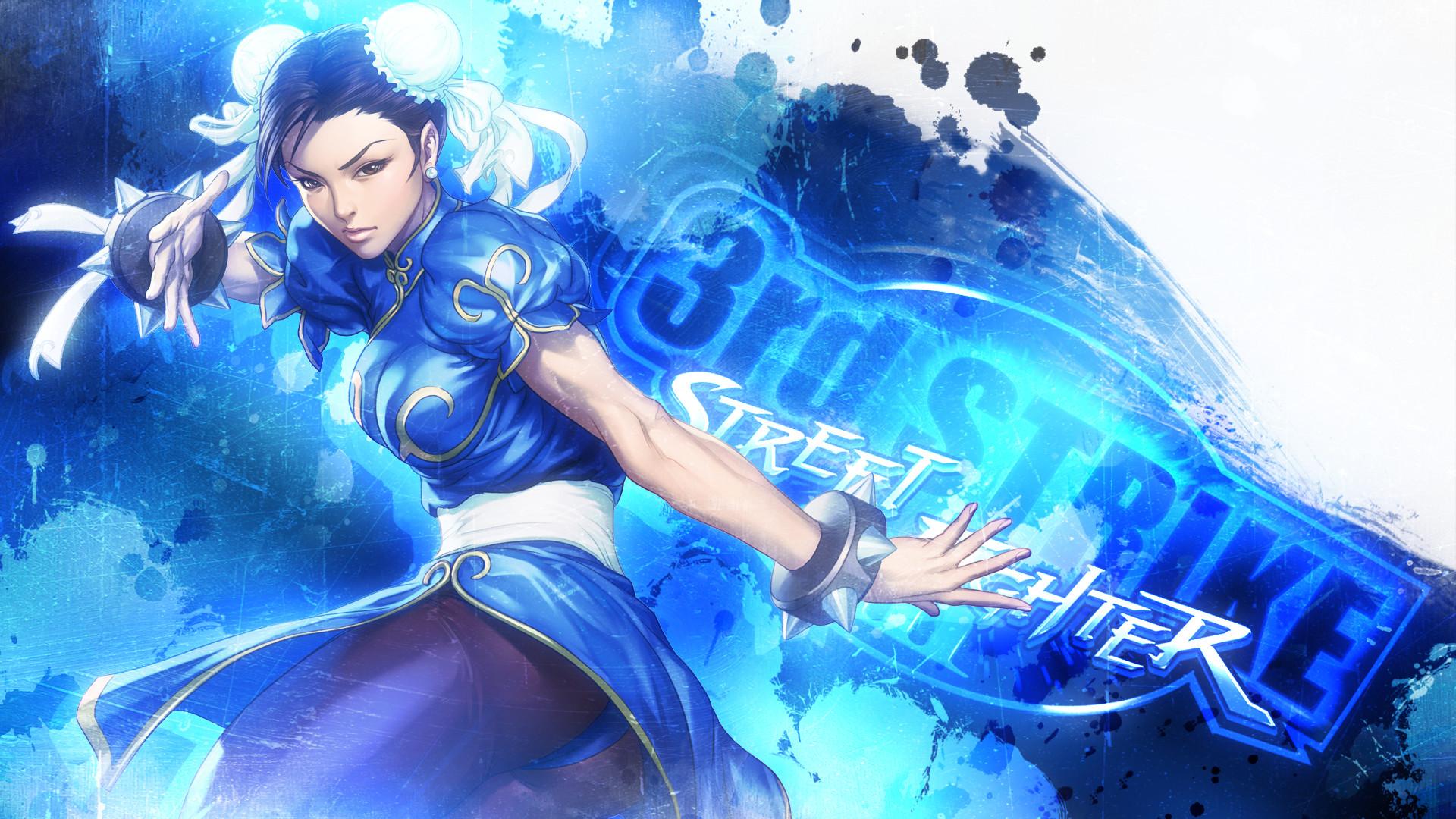 Street Fighter Chun Li Wallpaper 62 Pictures