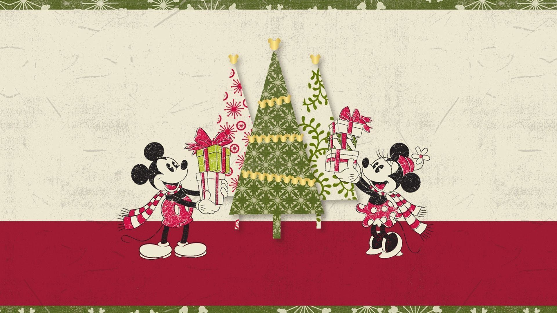Disney Christmas Wallpaper (63+ pictures)