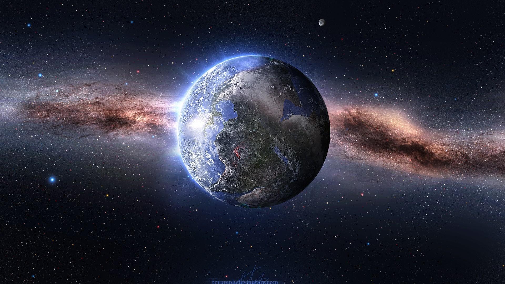 Space Desktop Backgrounds 75 Pictures