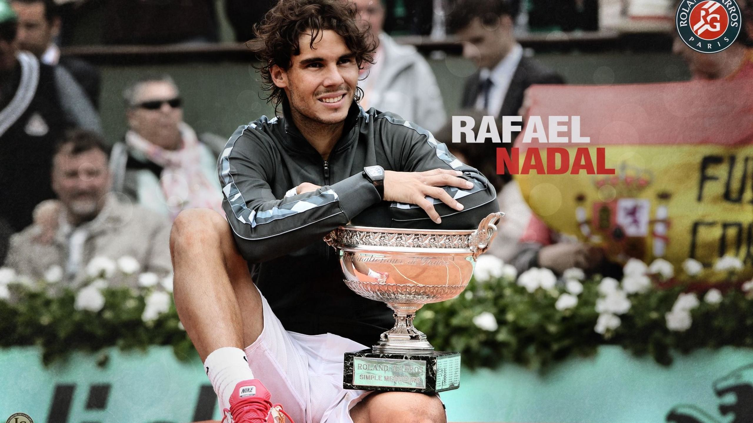 Rafael Nadal Wallpapers 76 Pictures