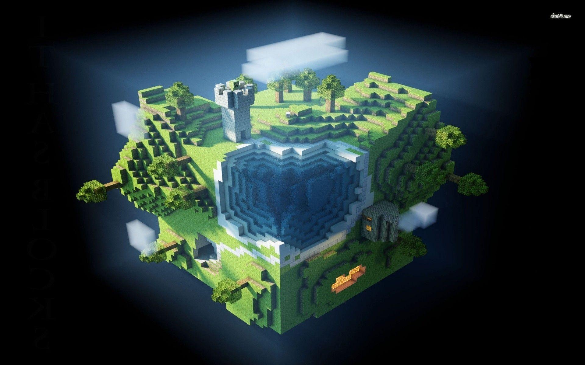 Best Minecraft Wallpaper 63 Pictures