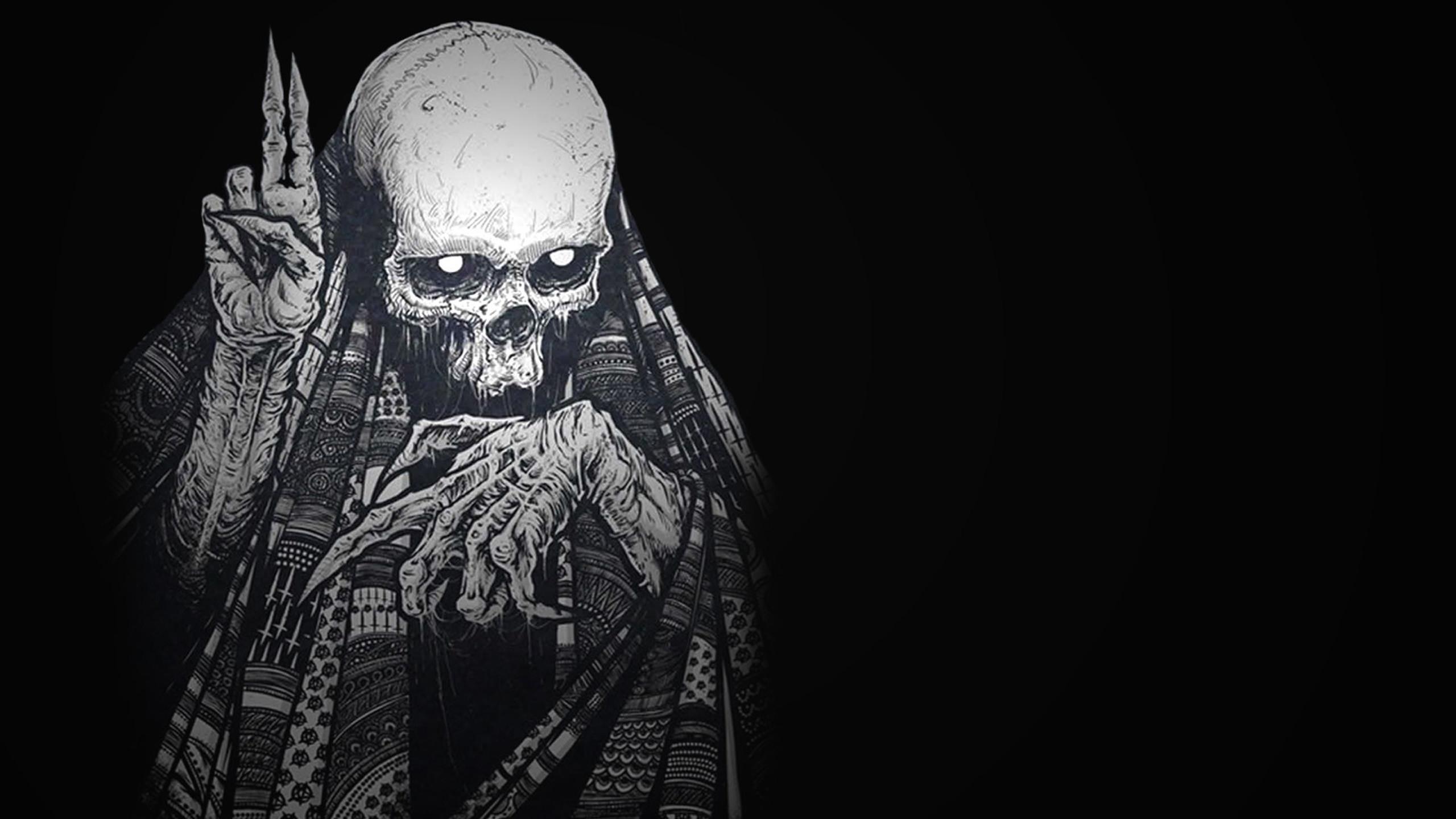 Skull Desktop Wallpapers (46+ pictures)