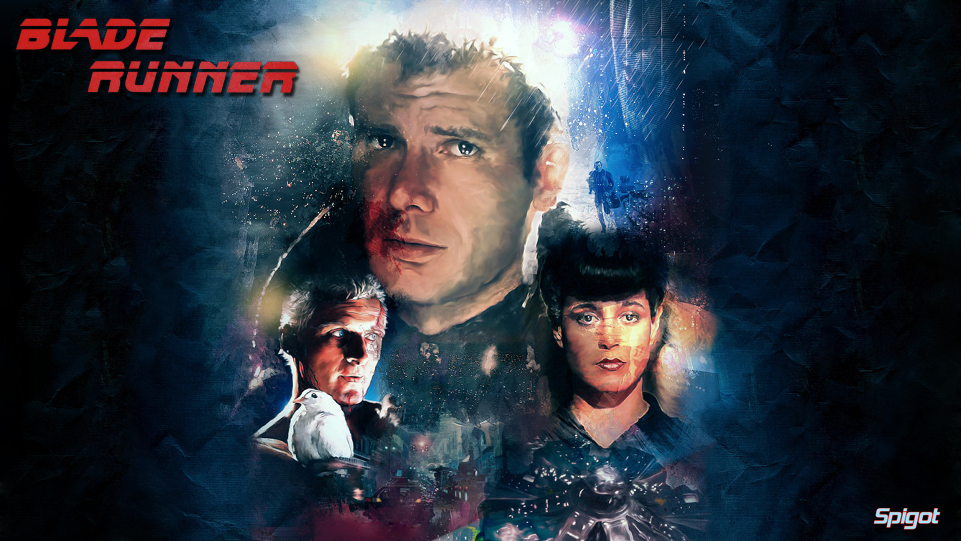 a review of the final scenes of blade runner the fallen angel A review of blade runner 2049 k kills luv in a final confrontation that is all about a series of monuments to fallen gods and k is highly distressed by.