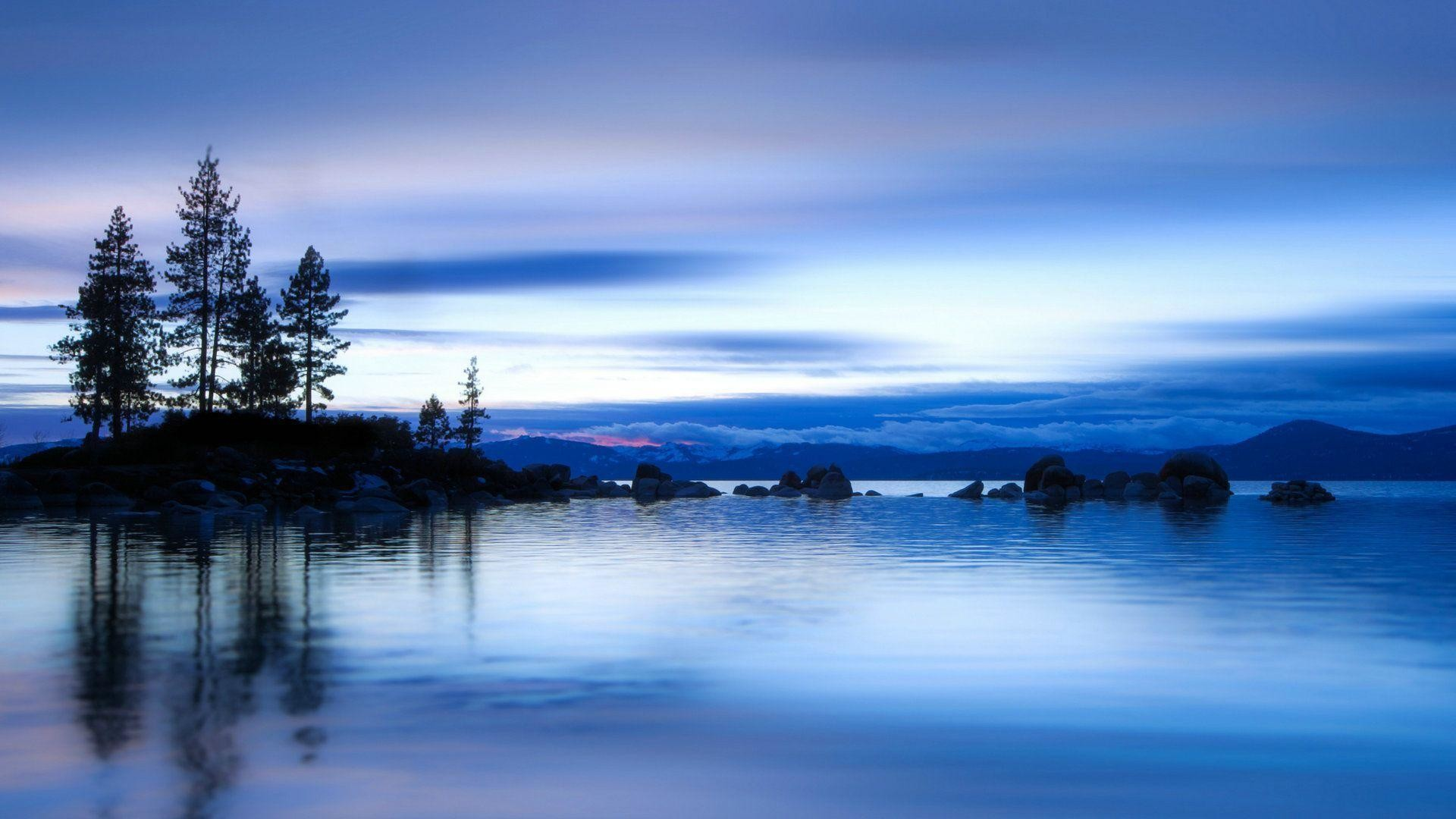 Blue Nature Wallpaper 75 Pictures