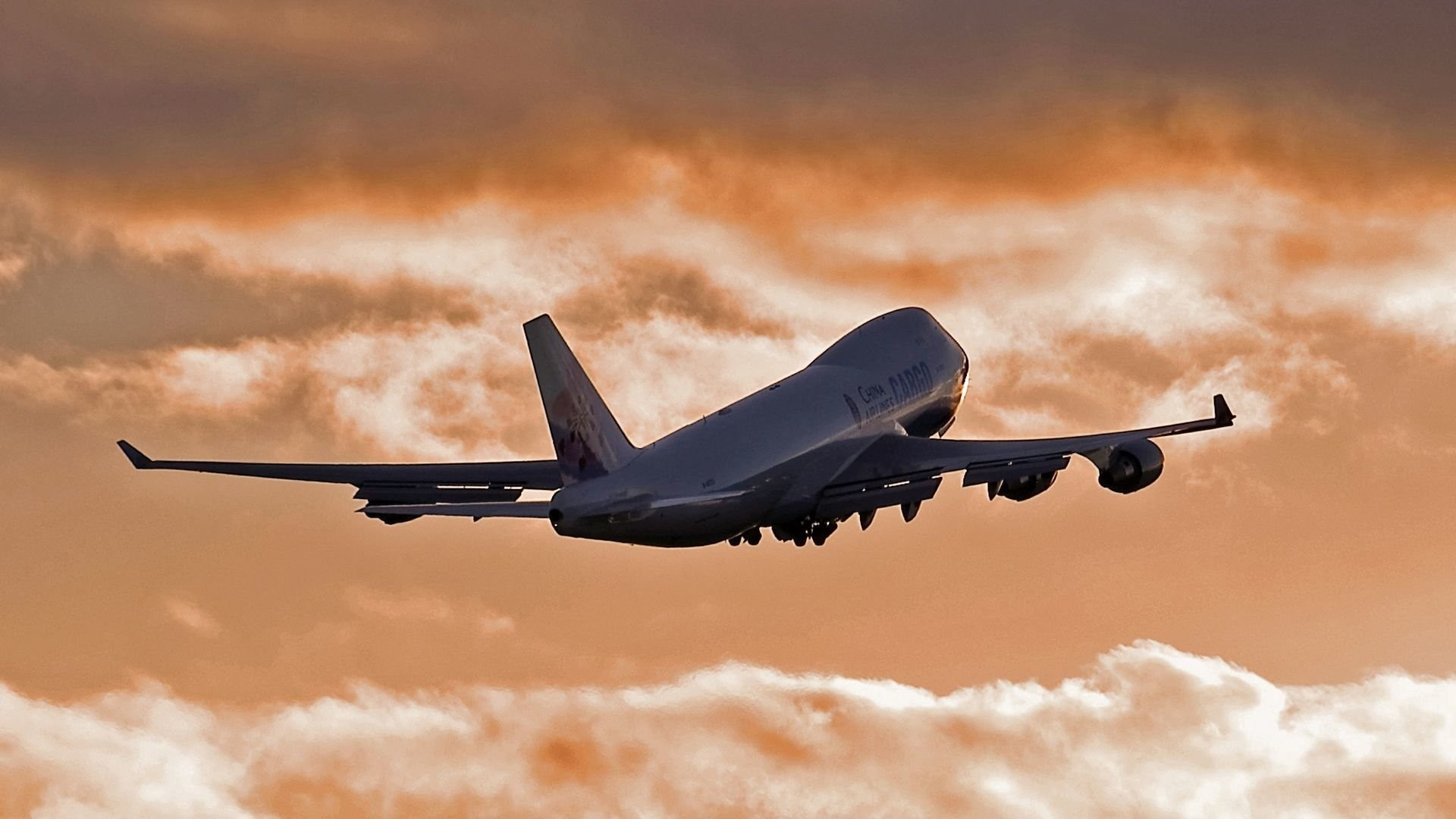 Boeing 747 Wallpaper 75 Pictures