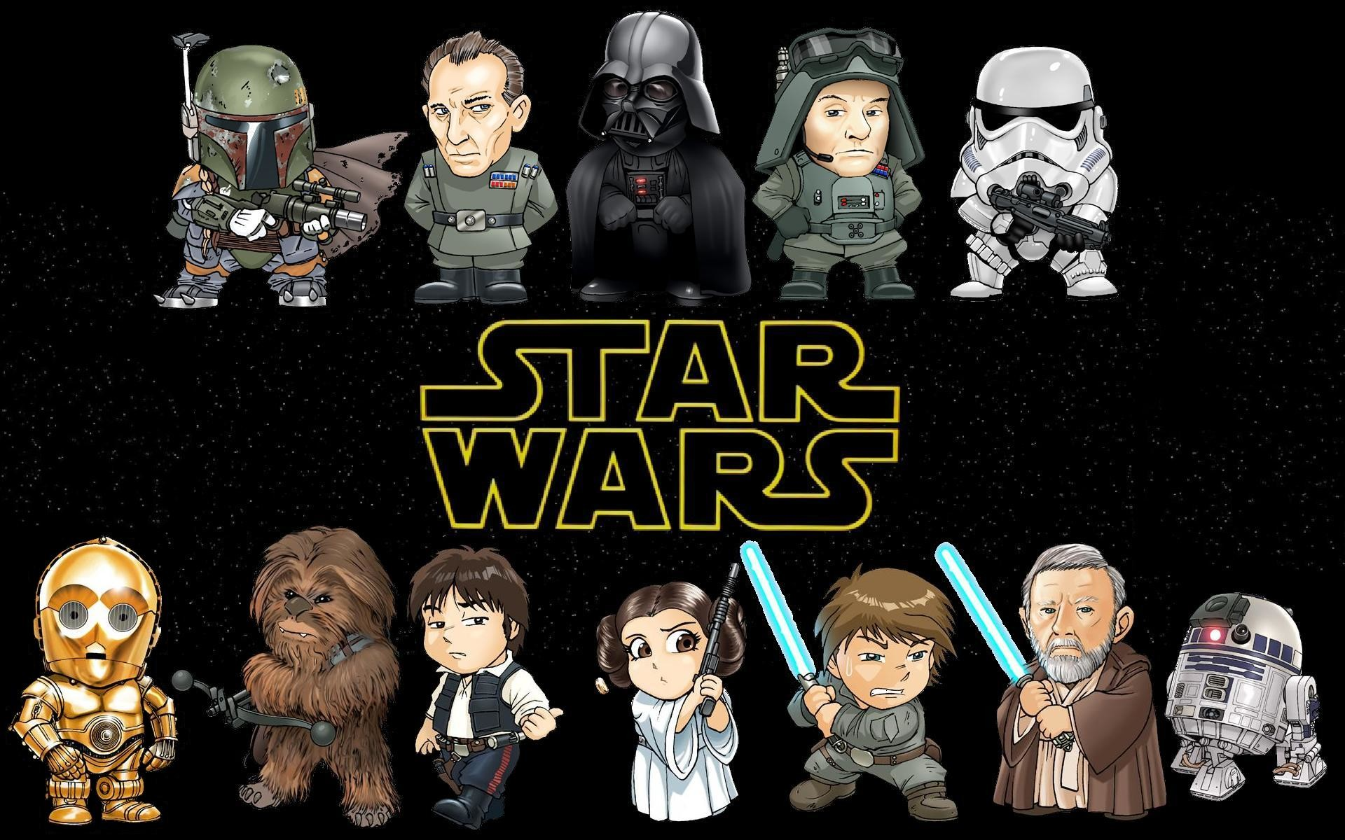 Star Wars Character Wallpapers 75 Pictures