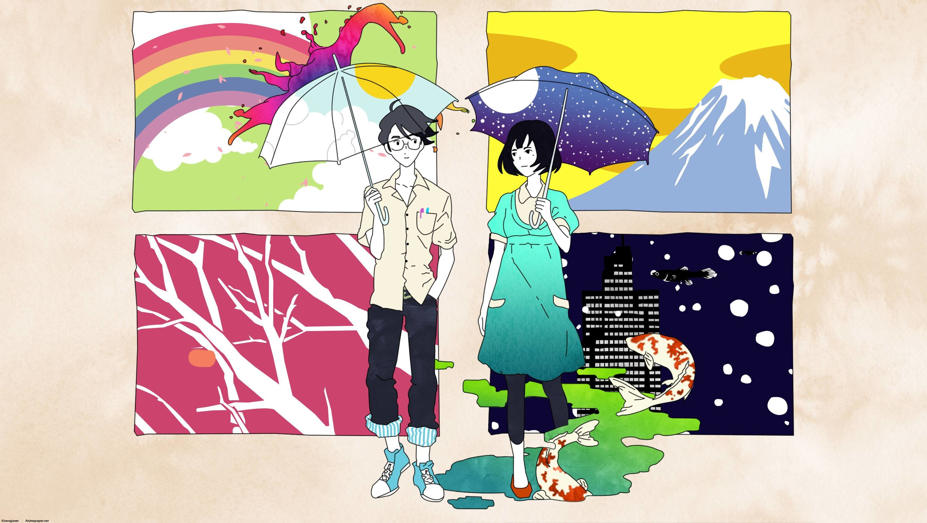 Tatami Galaxy Wallpaper 81 Pictures