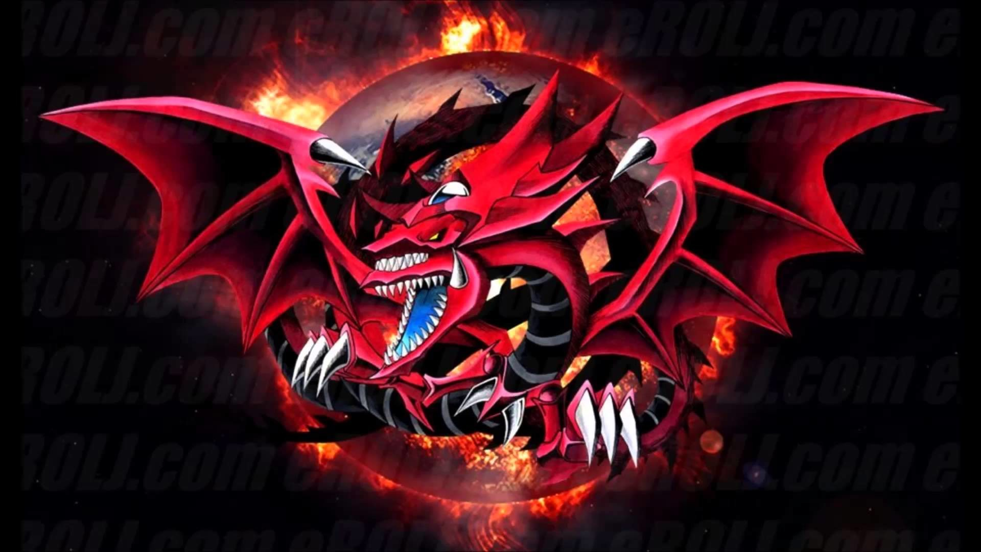 Yugioh Slifer The Sky Dragon Wallpaper 46 Pictures