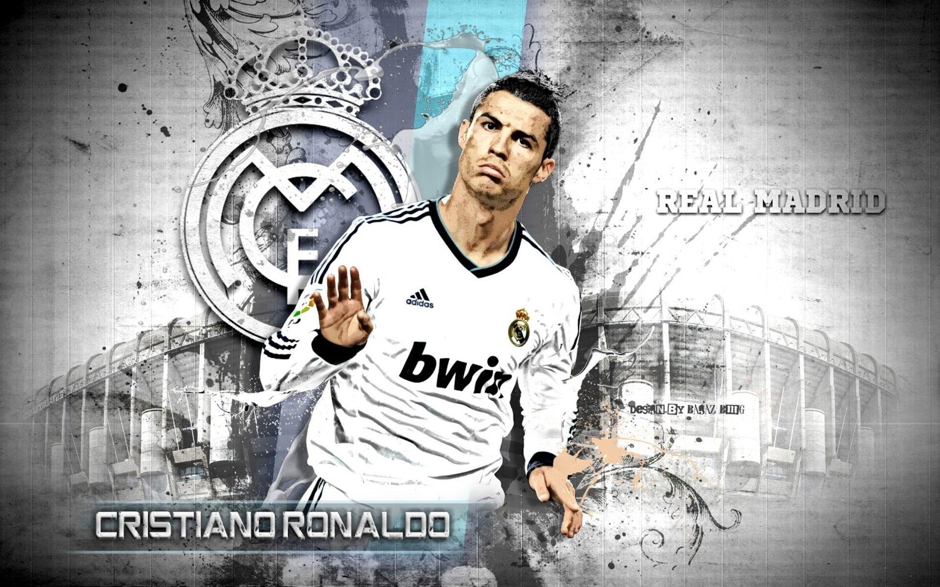 Real Madrid Cristiano Ronaldo Wallpaper 65 Pictures