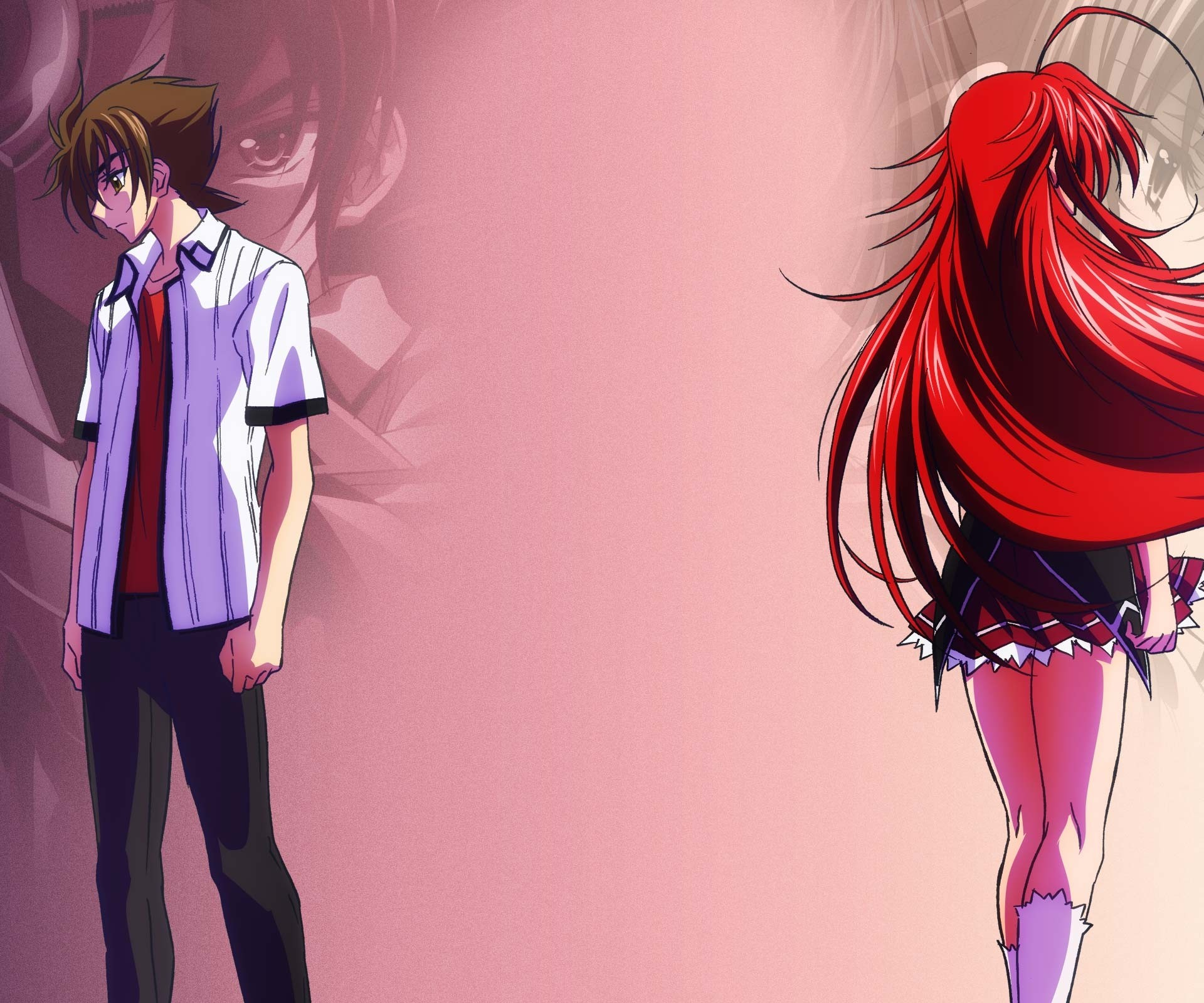 High School Dxd Wallpapers 71 Pictures