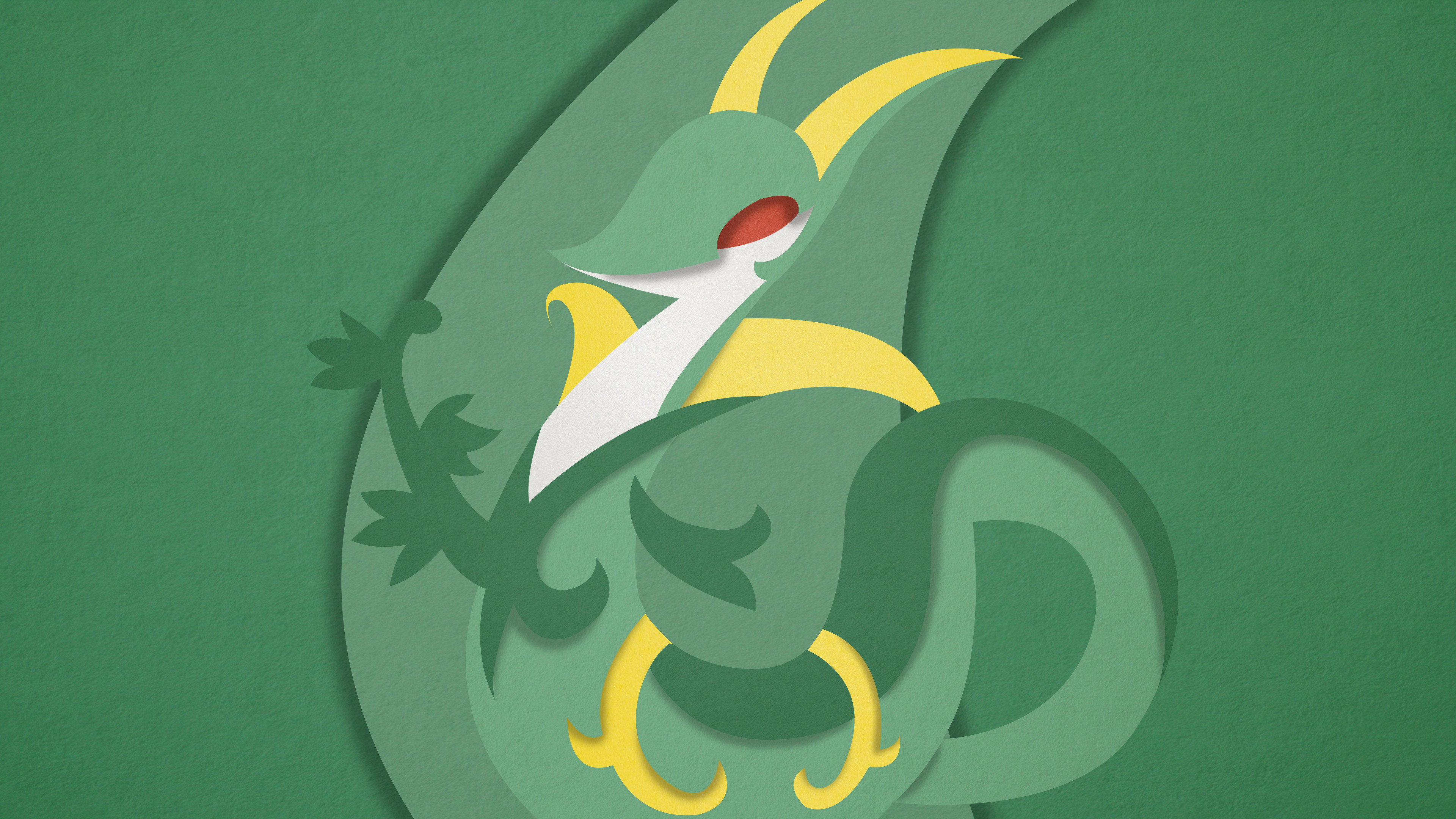 Snivy Wallpapers (70+ pictures)