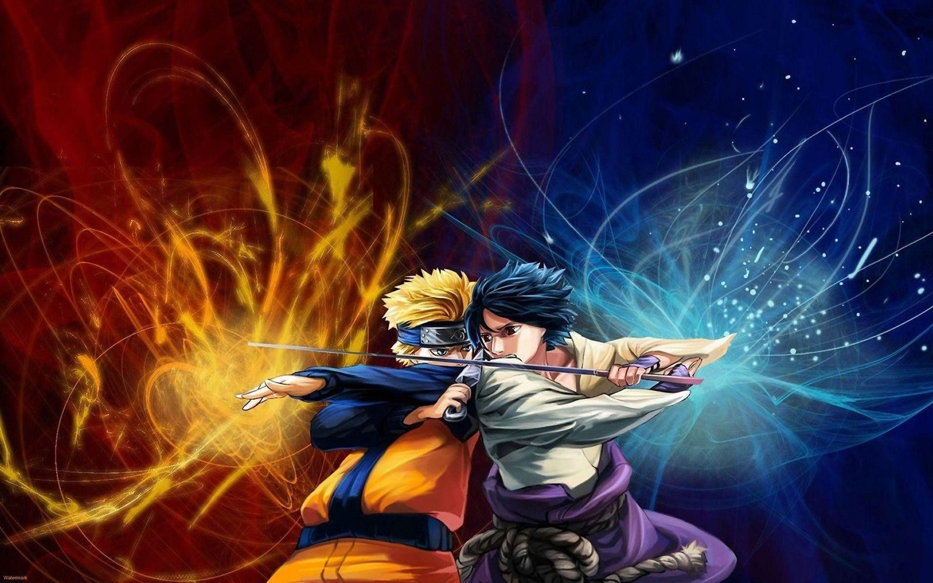 Naruto And Sasuke Wallpaper 67 Pictures