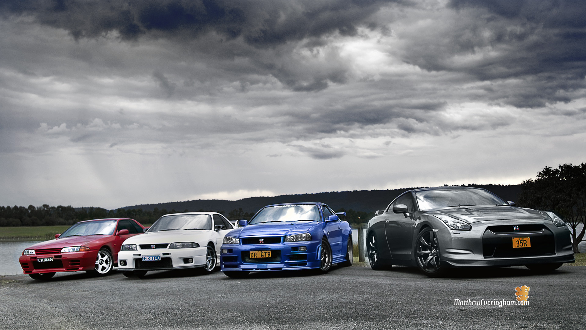 Nissan Skyline Gt R R34 Wallpapers (69+ pictures)