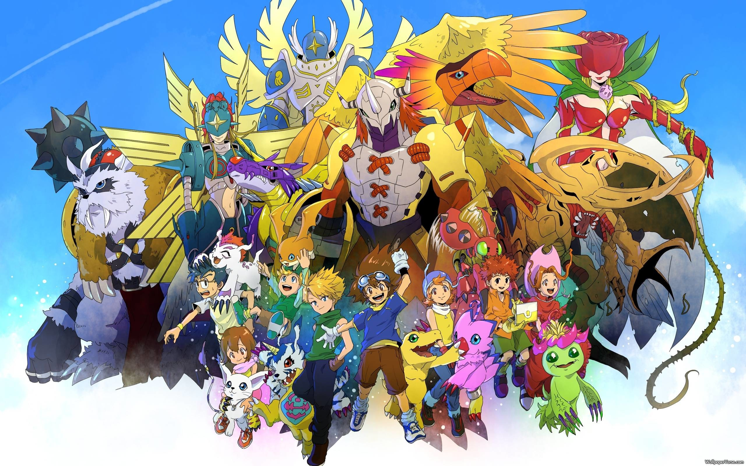 Digimon Wallpaper (65+ pictures)