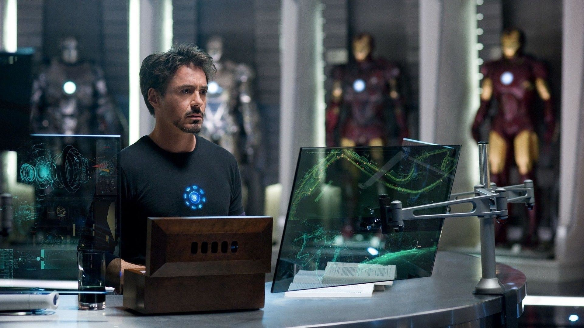 Tony Stark Wallpapers 63 Pictures