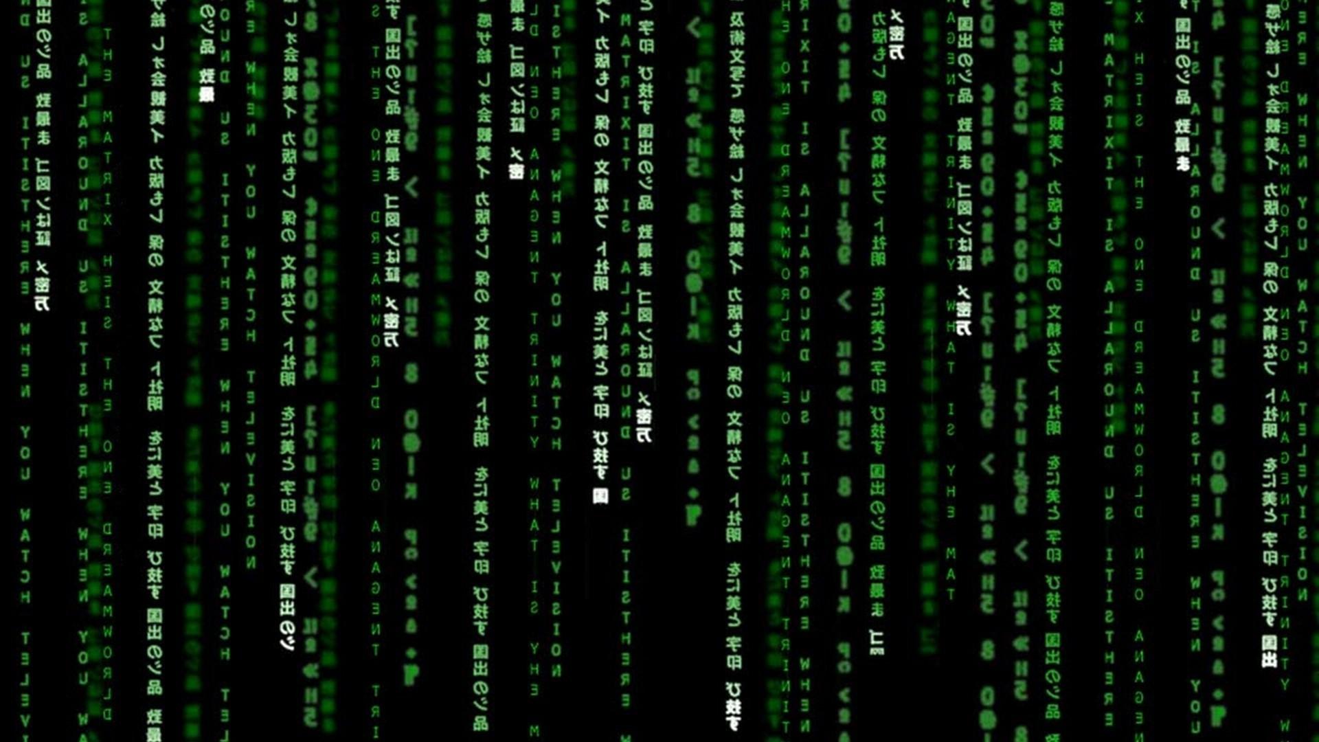 Matrix Wallpaper (72+ pictures)