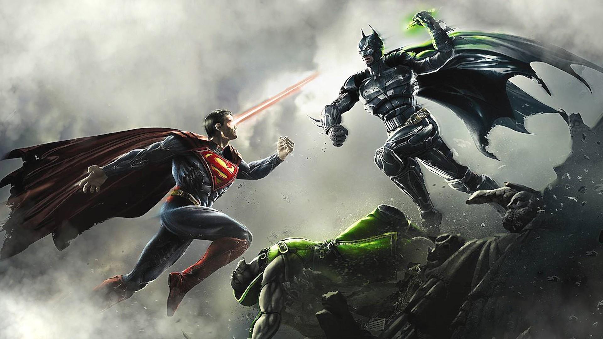 Superman And Batman Wallpaper 72 Pictures