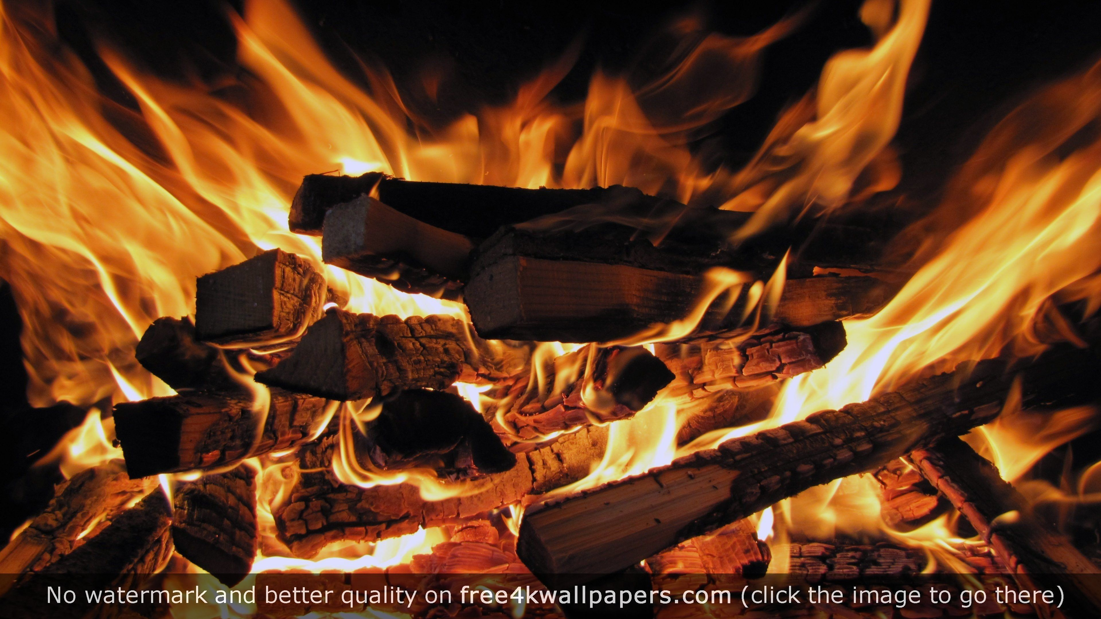 Fireplace Desktop Background (52+ pictures)