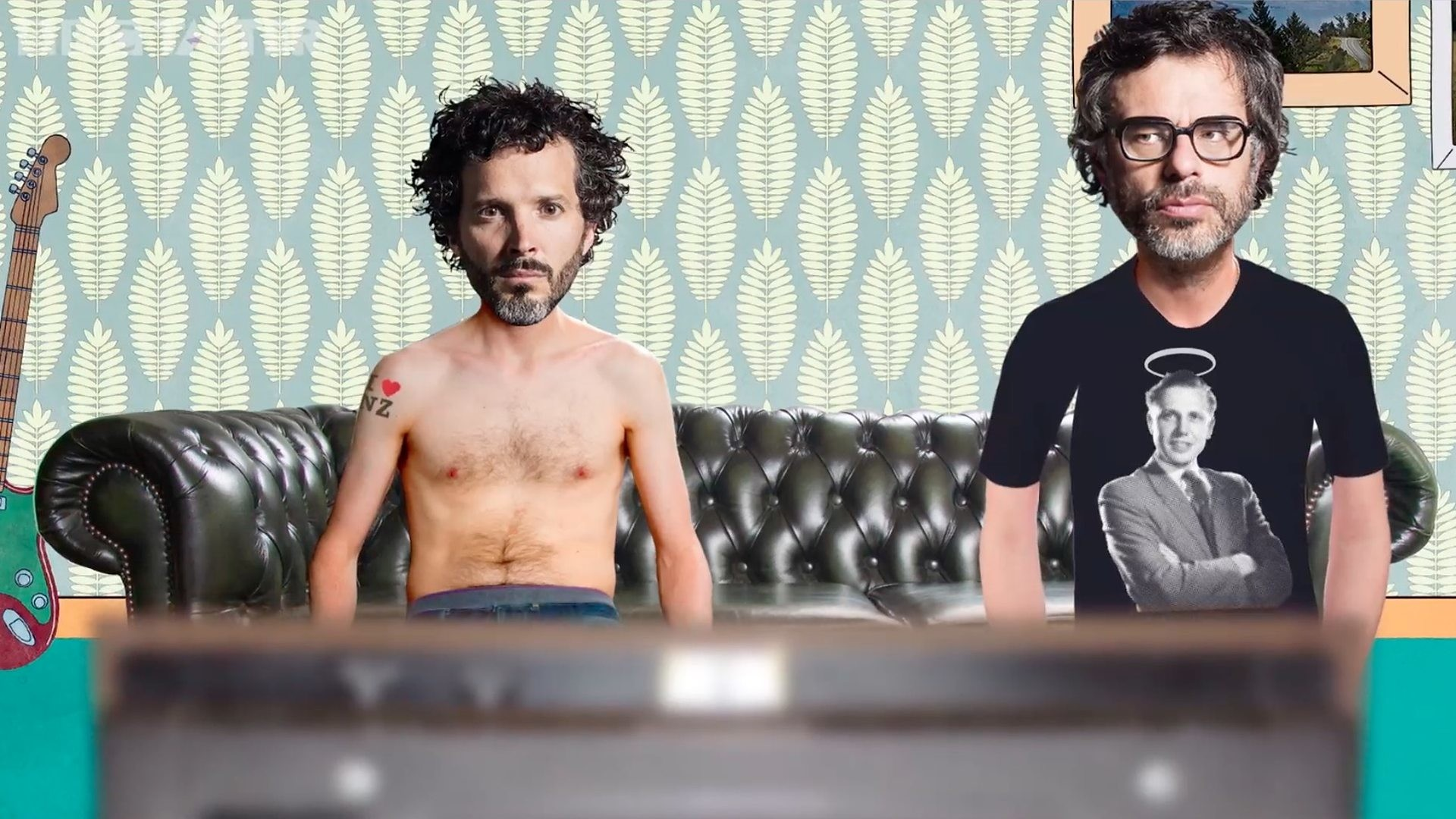 Flight Of The Conchords Wallpaper 70 Pictures