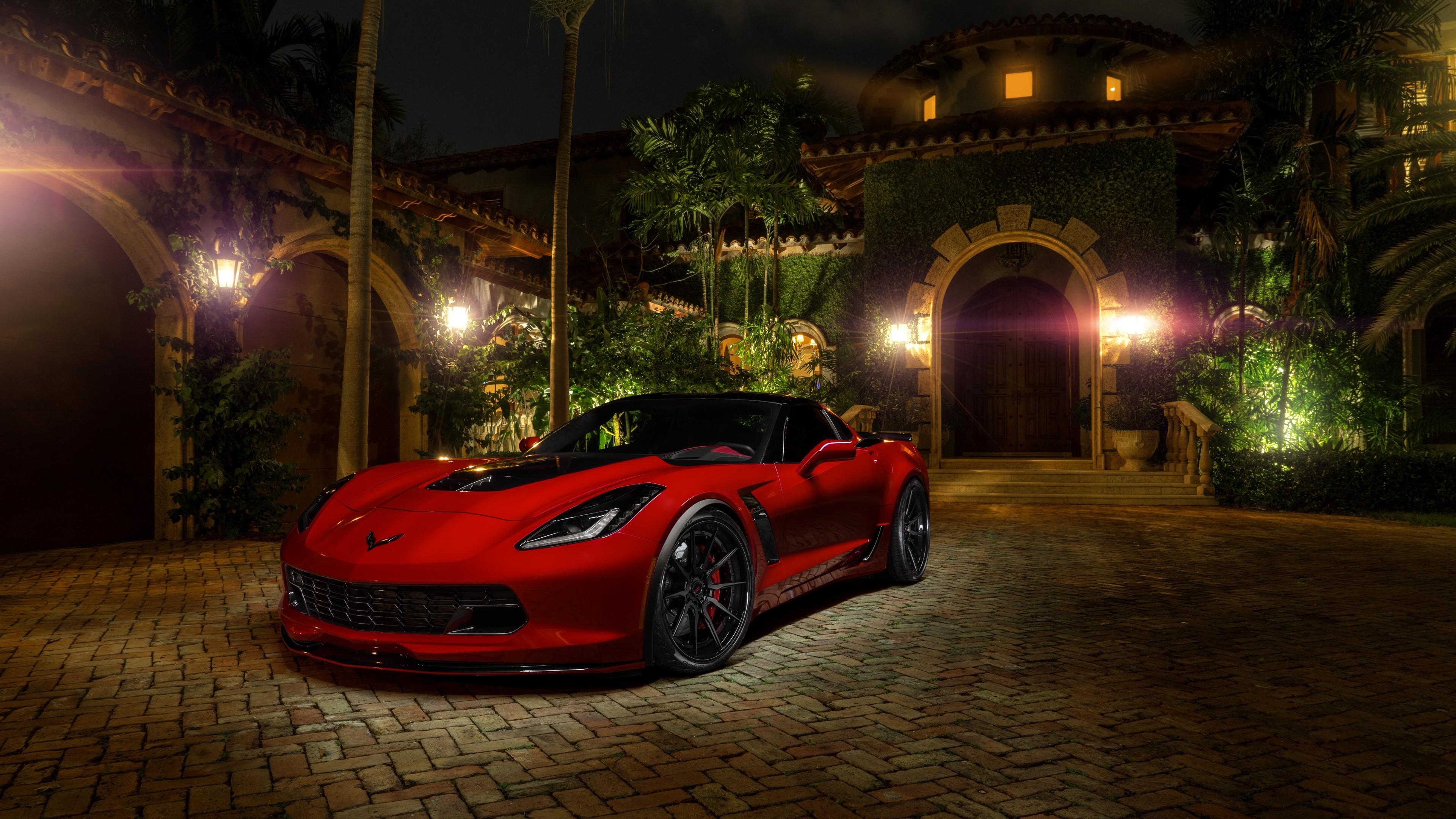 2560x1920 2014 Chevrolet Corvette Stingray Black