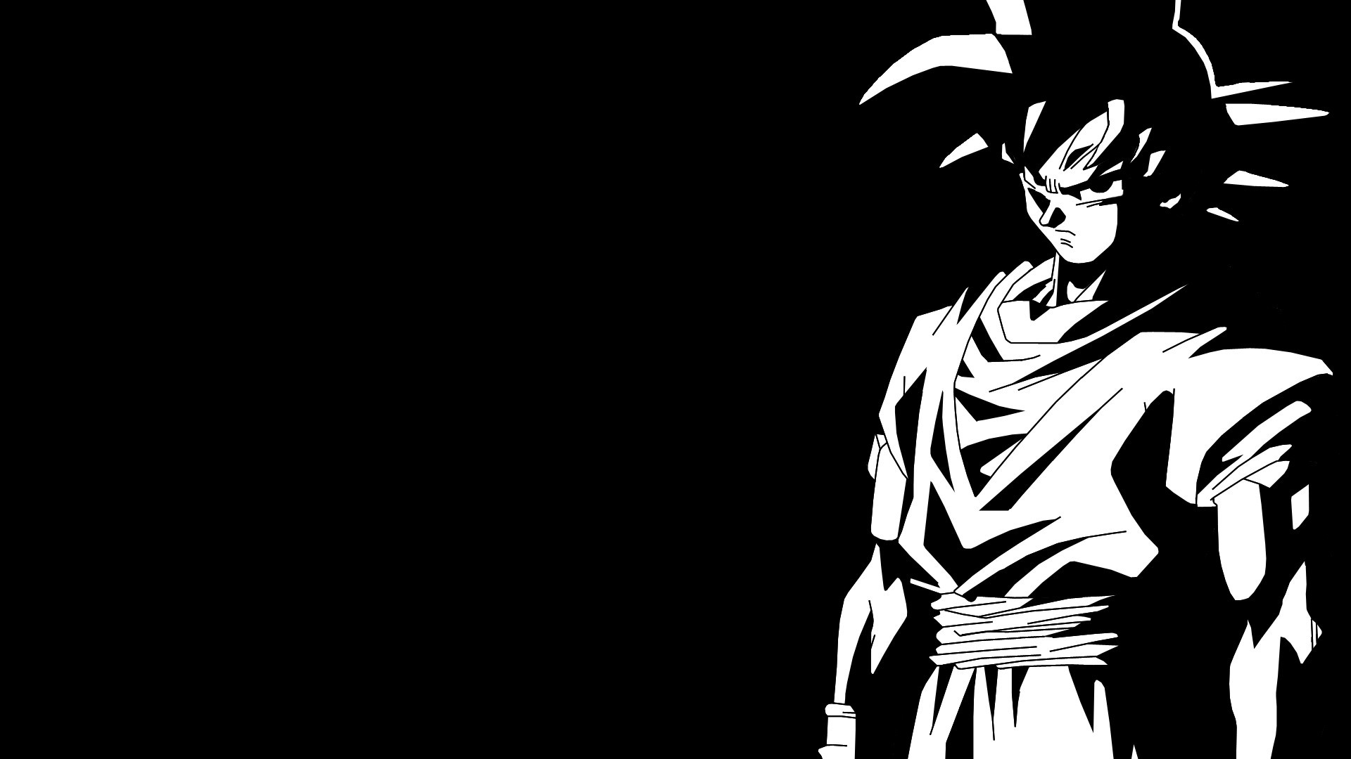 1920x1080 Son Goku Super Saiyan God Wallpaper A Dragon Ball ZHintergrundbilderSuper