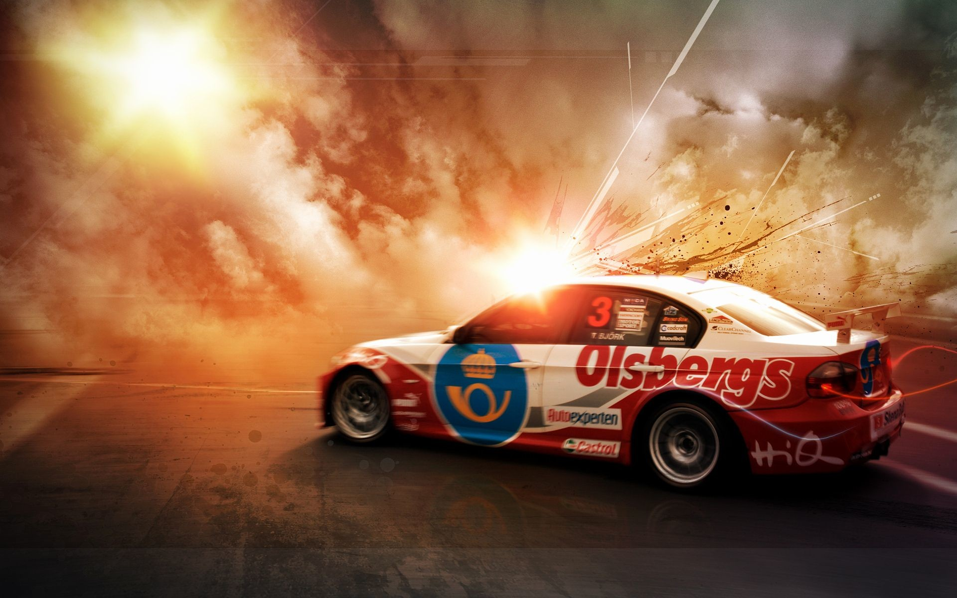 Racing Car Wallpapers 77 Pictures