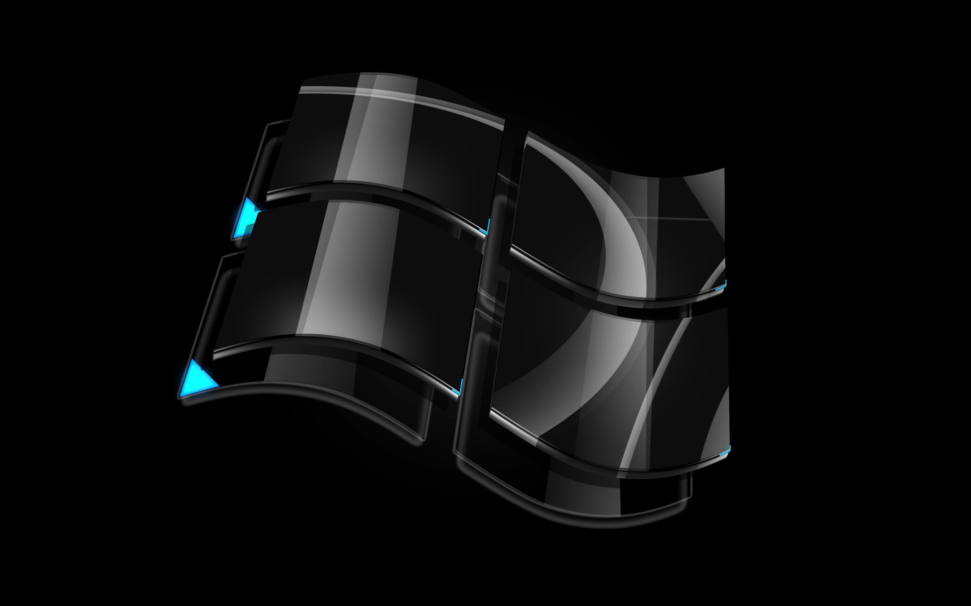 Black Windows 7 Wallpaper 69 Pictures