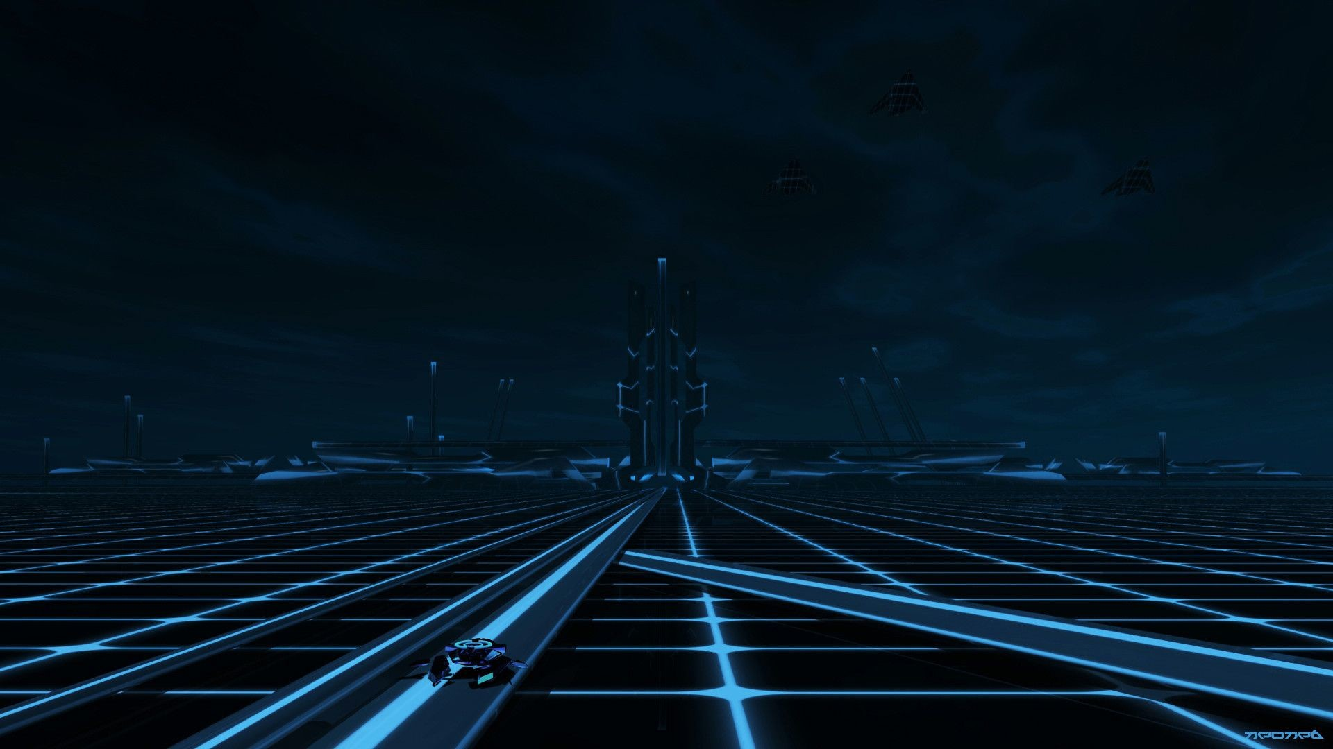 Tron The Grid Wallpaper 75 Pictures