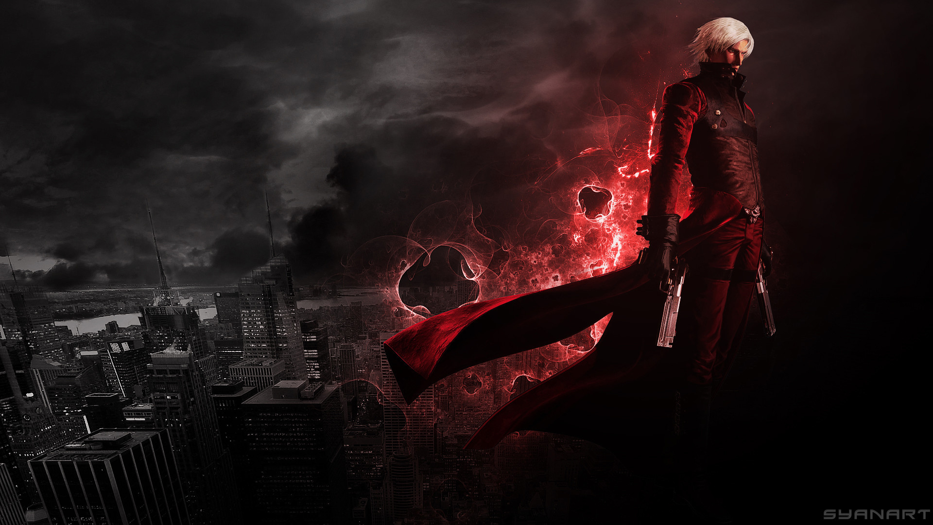 Devil May Cry 4 Wallpaper 73 Pictures