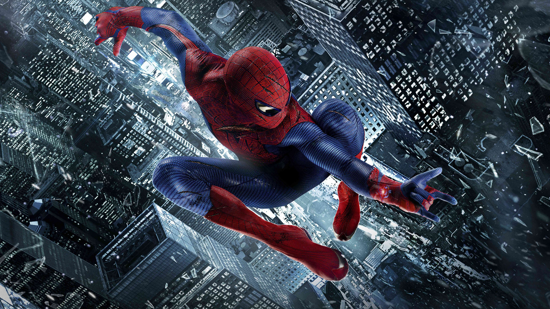 Spiderman Hd Wallpaper 75 Pictures