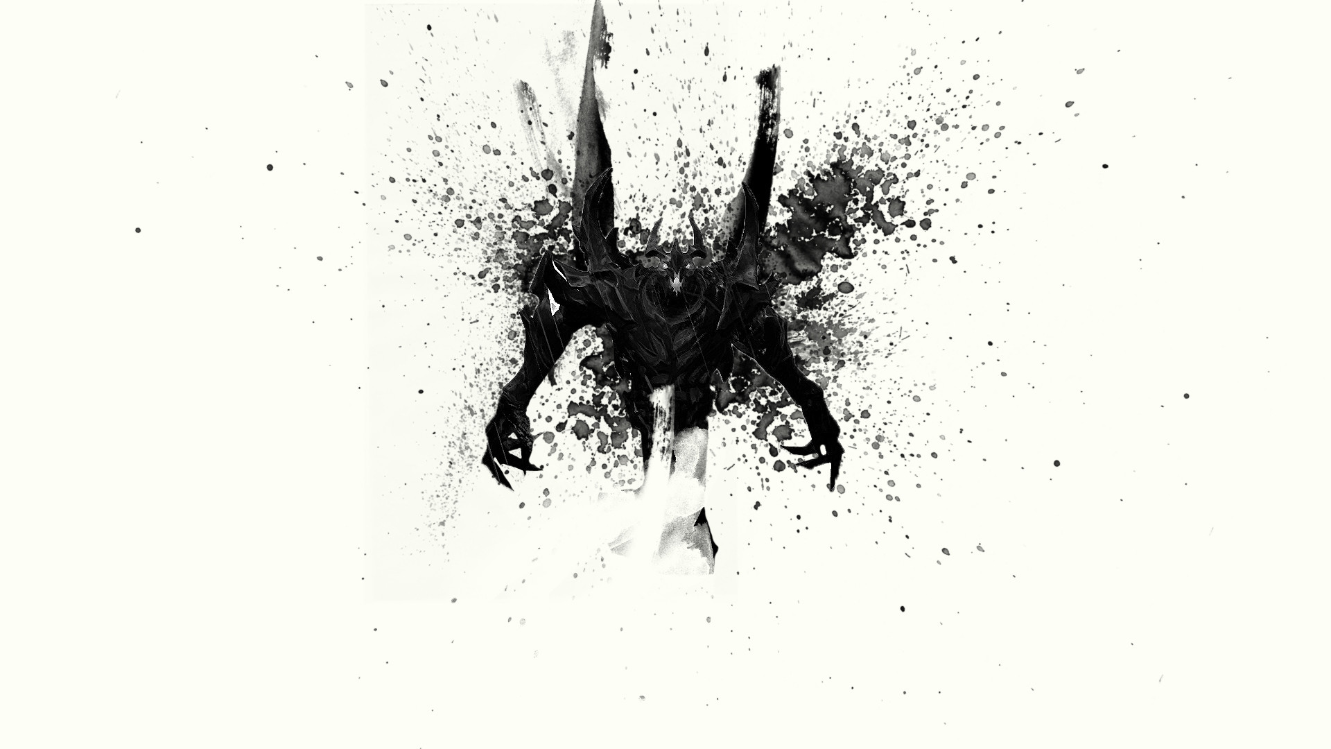 Black Ink Wallpapers 78 Pictures