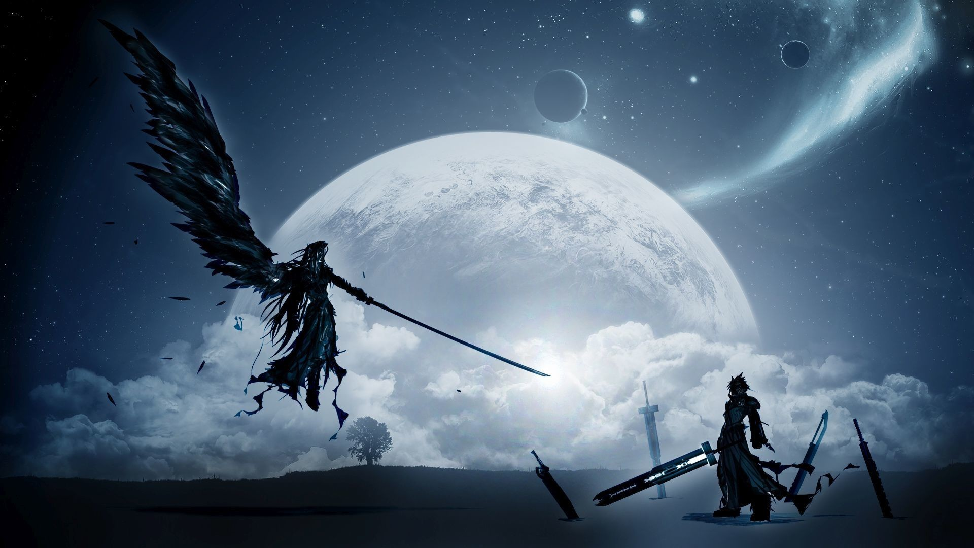 Final Fantasy Vii Wallpapers 72 Pictures