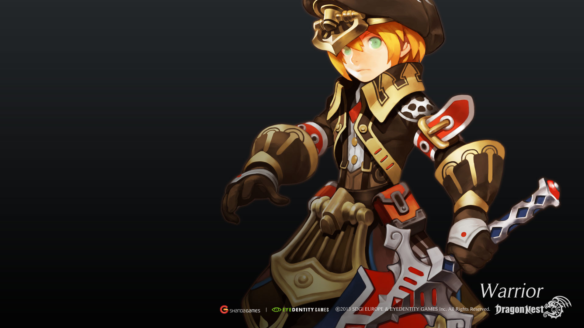 Dragon Nest Wallpaper Cleric (60+ pictures)