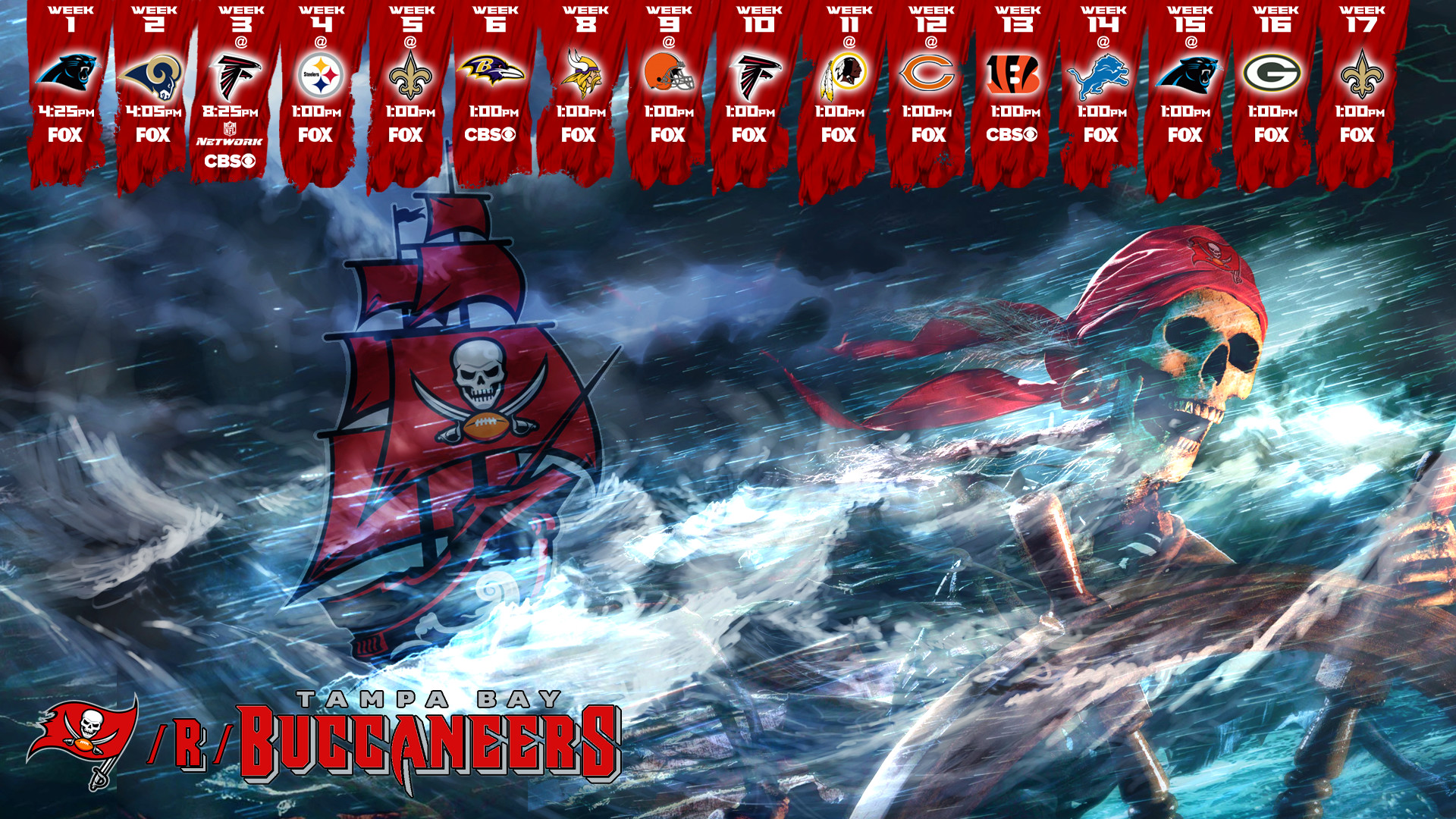 Tampa Bay Buccaneers Wallpapers (52+