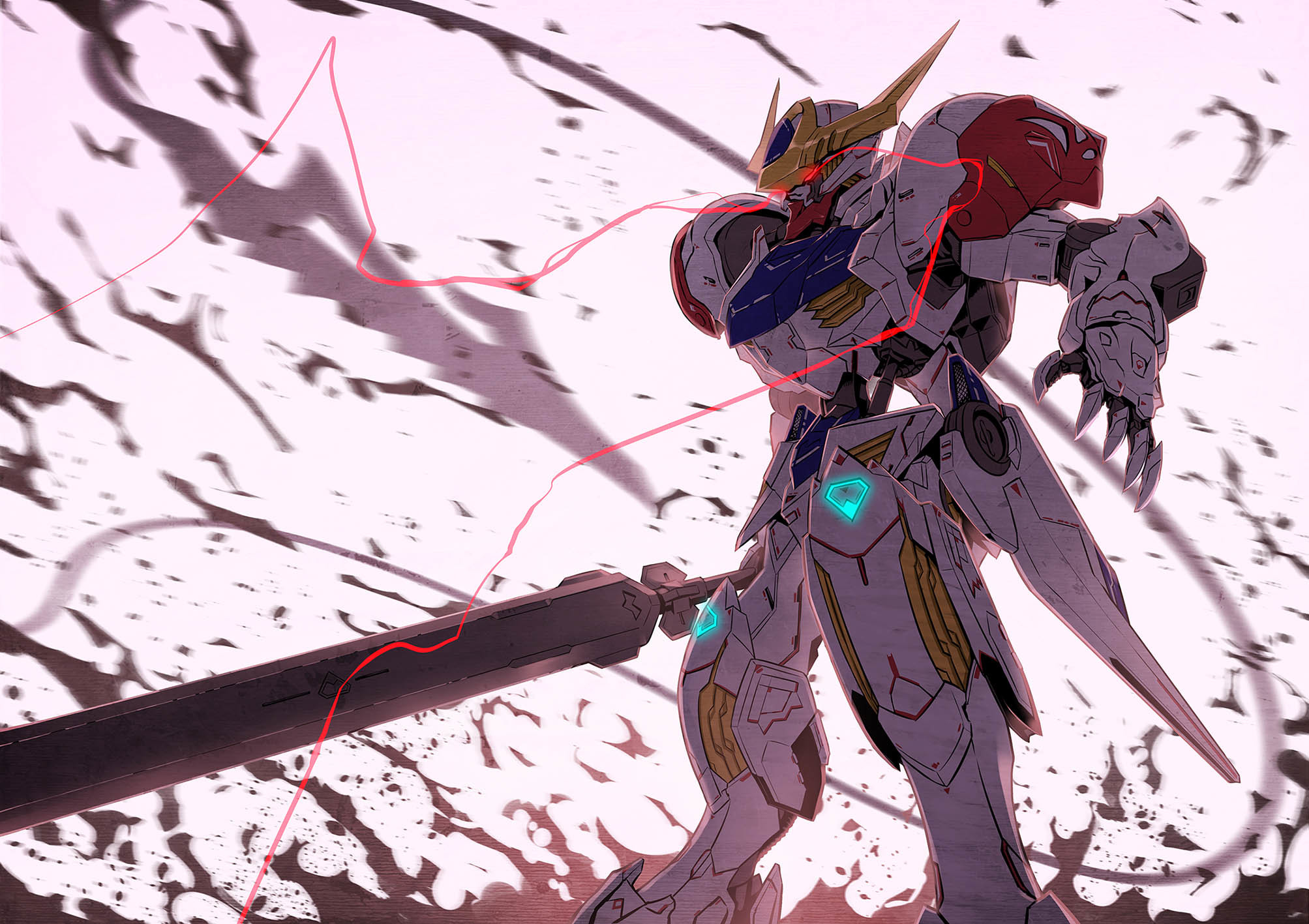 Barbatos Wallpapers 69 Pictures
