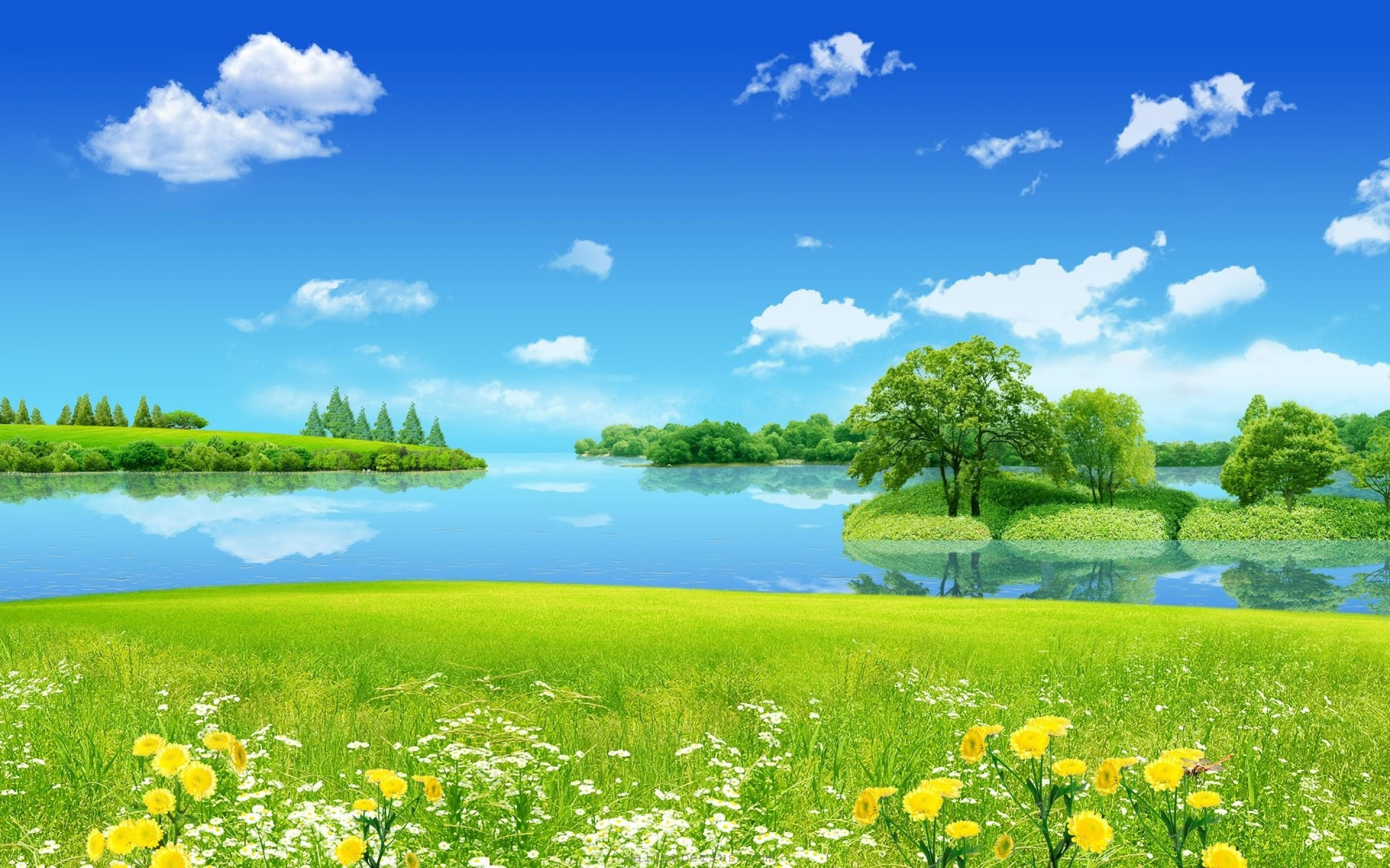 Beautiful Nature Wallpapers (57+ pictures)