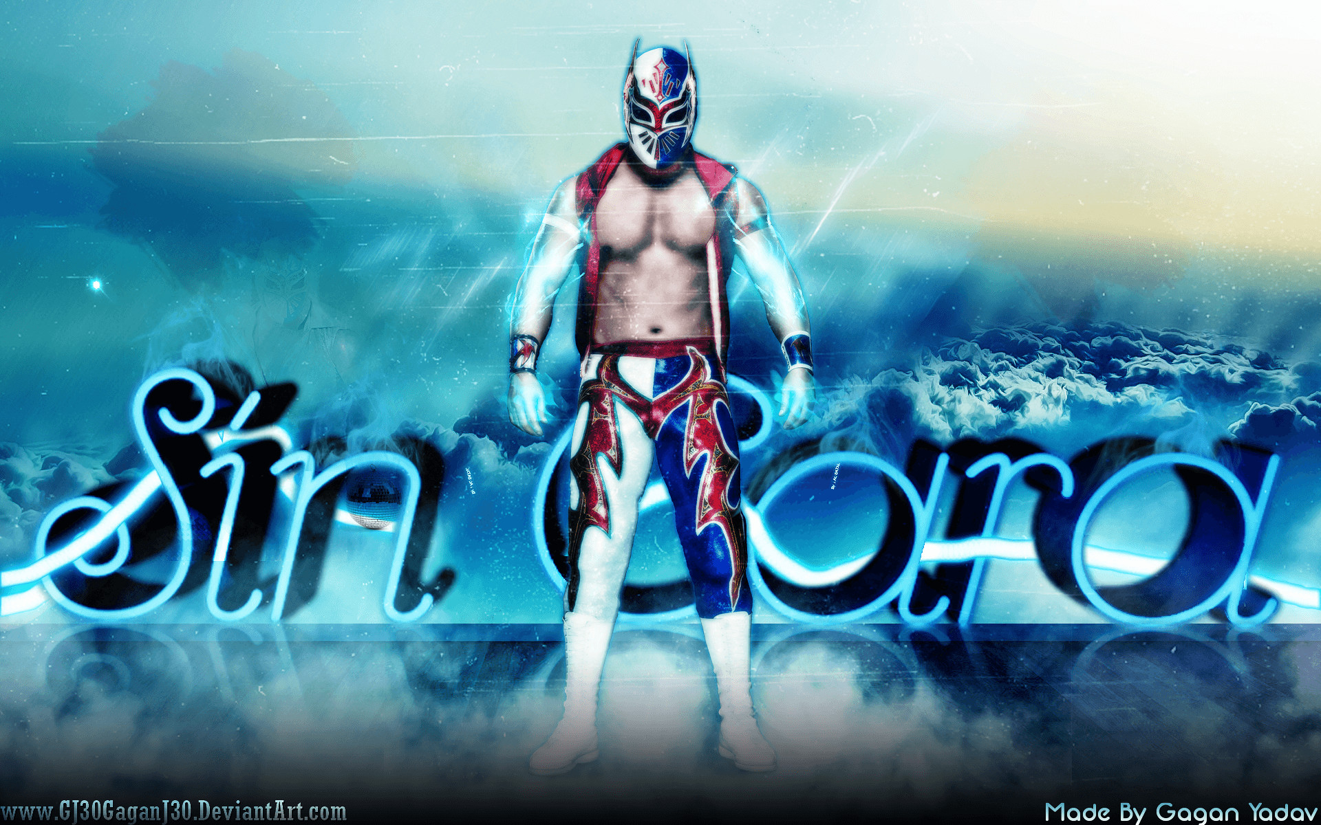 Sin Cara Wallpapers 79 Pictures