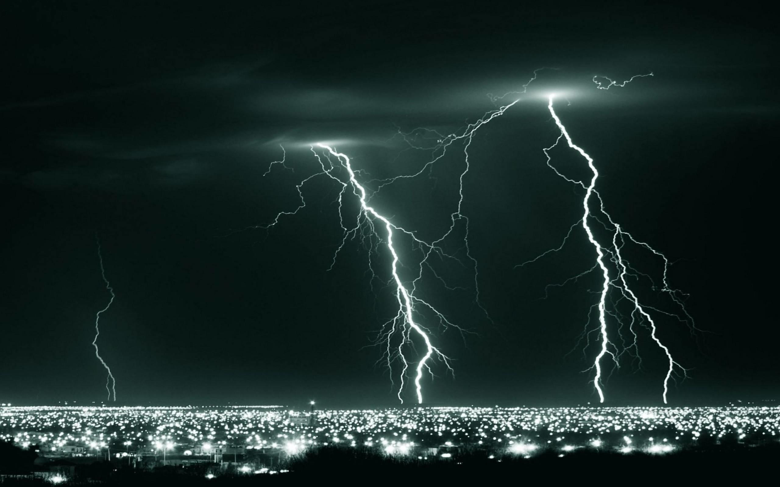 Lightning Storm Wallpaper 63 Pictures