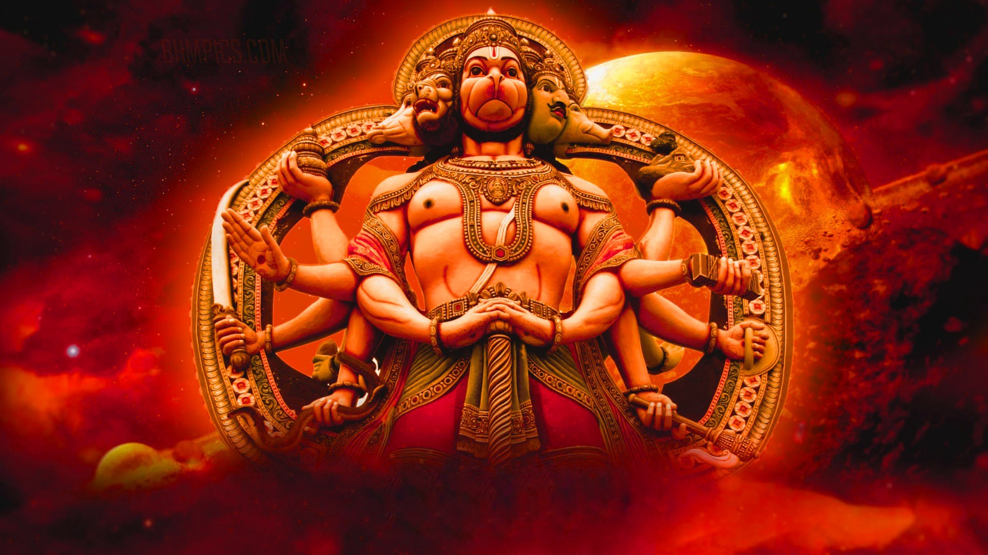 Hanuman Wallpapers 58 Pictures
