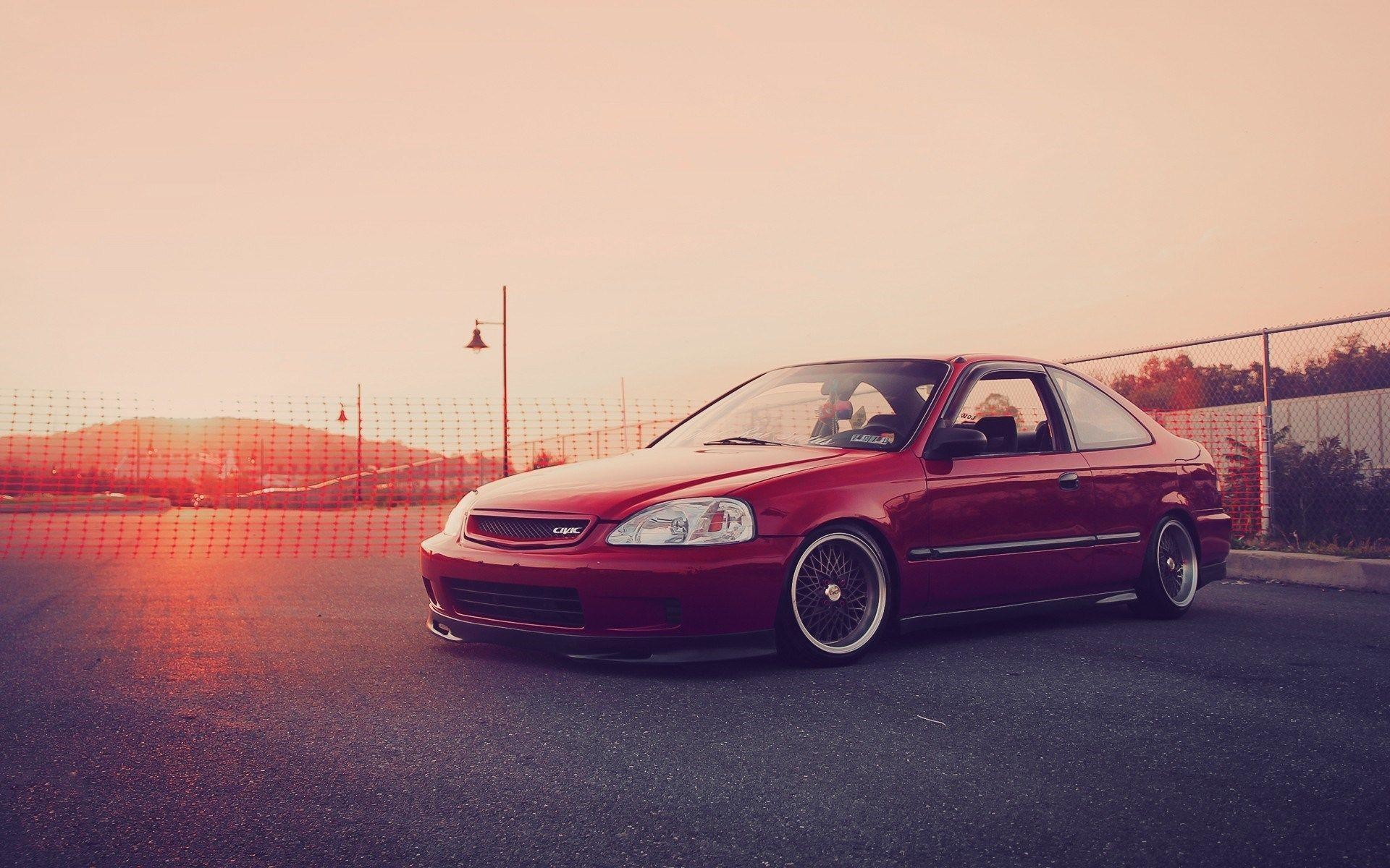 honda civic wallpaper (62+ pictures)