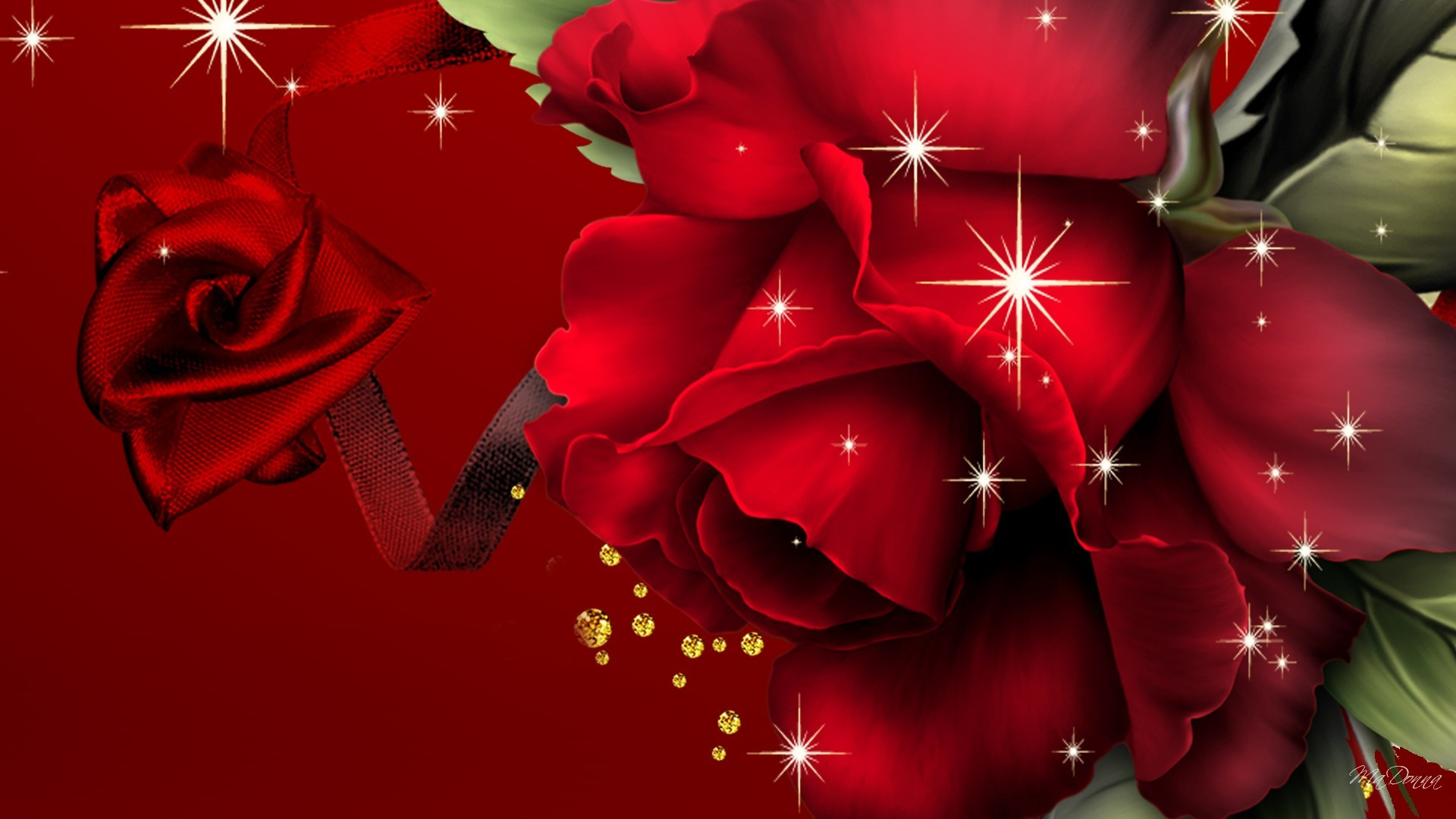 Red Rose Wallpaper Desktop 60 Pictures