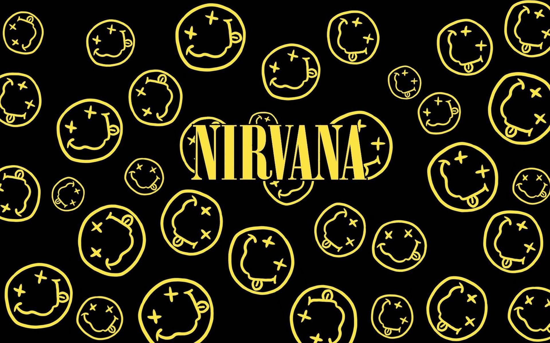 Nirvana Wallpaper 1080p 1920x1200