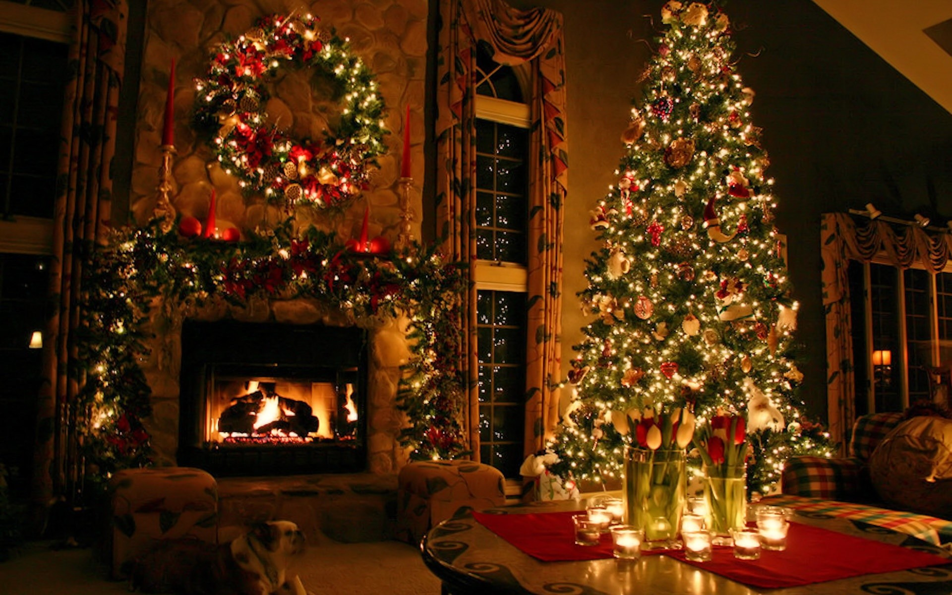 Christmas Screensavers Wallpaper (66+ pictures)