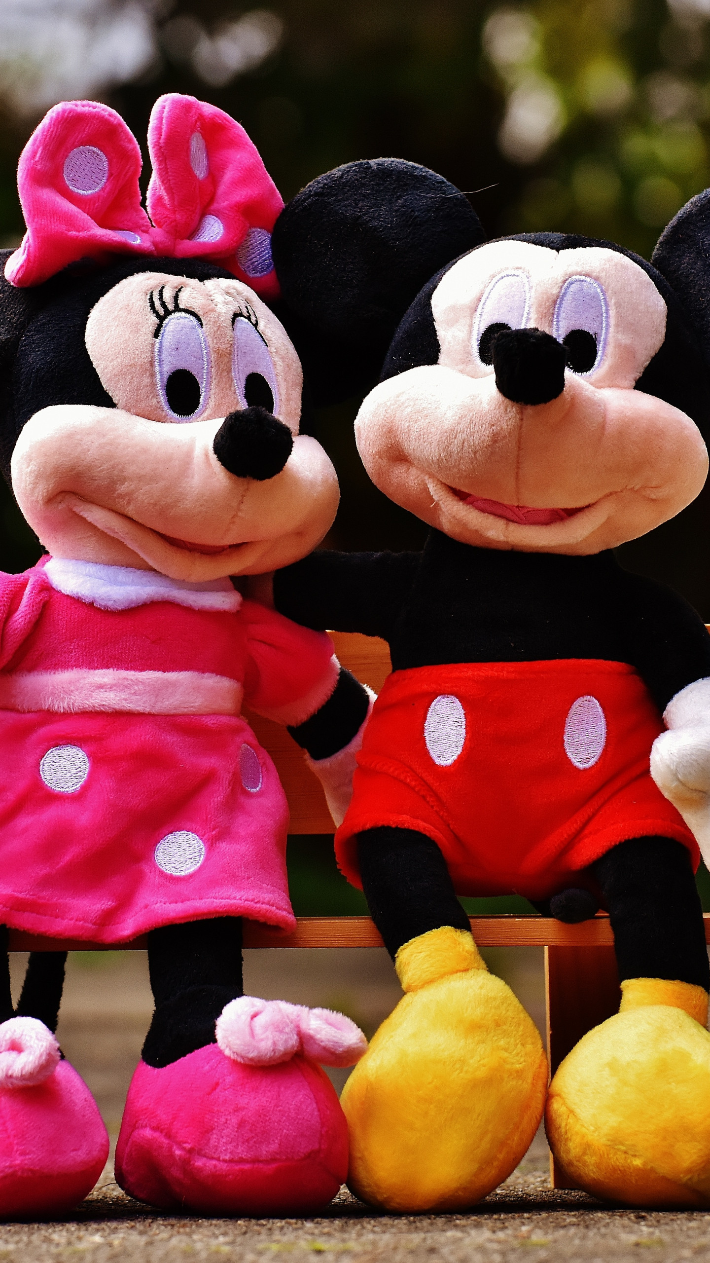 Minnie And Mickey Mouse Wallpapers 56 Pictures