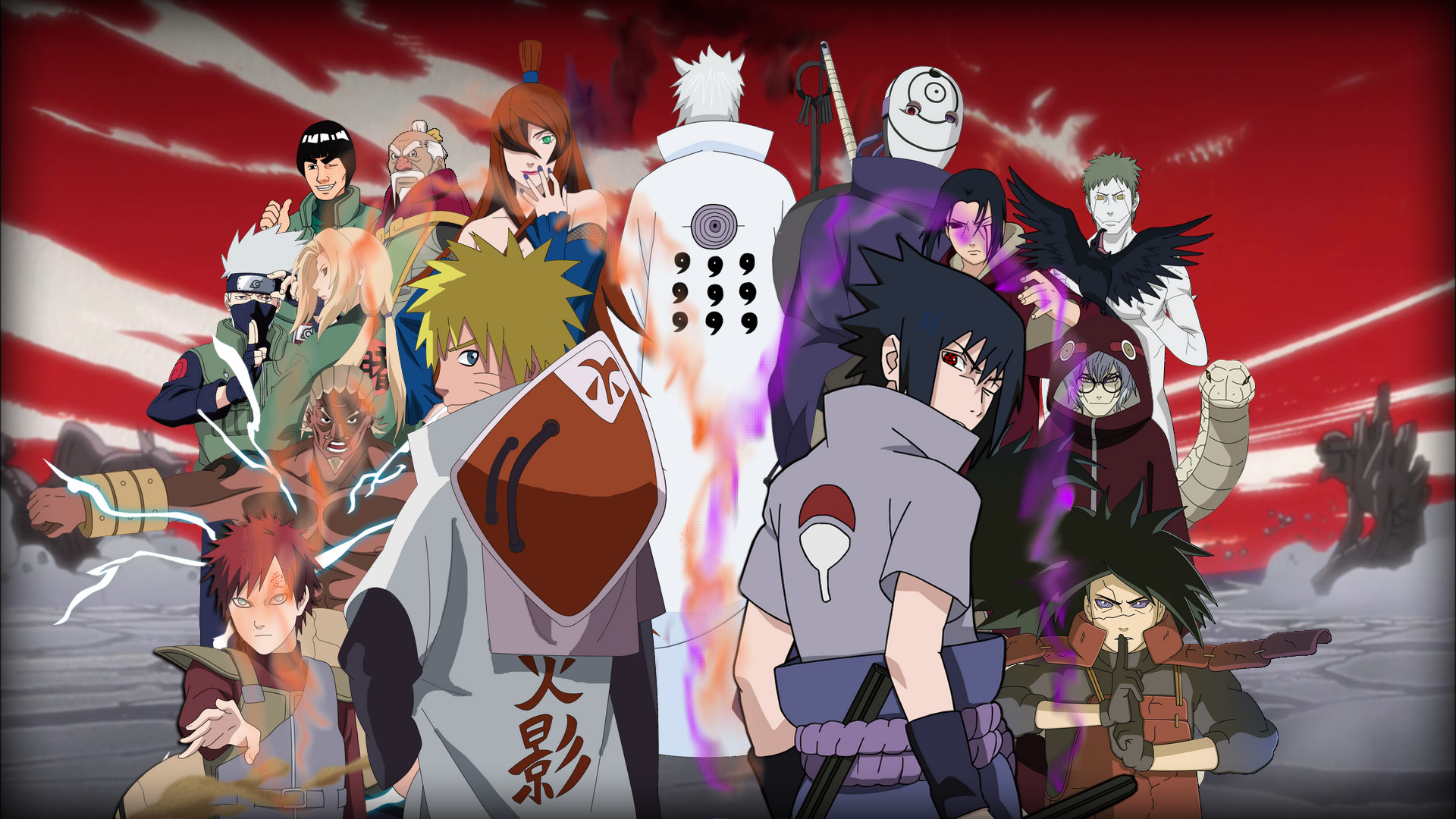 Naruto Shippuden Wallpaper Hd 68 Pictures