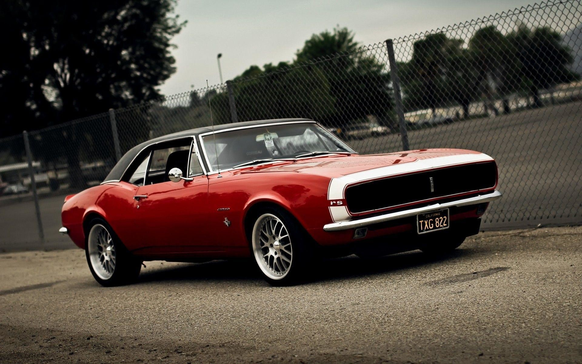 Classic Muscle Car Wallpaper (75+ pictures)