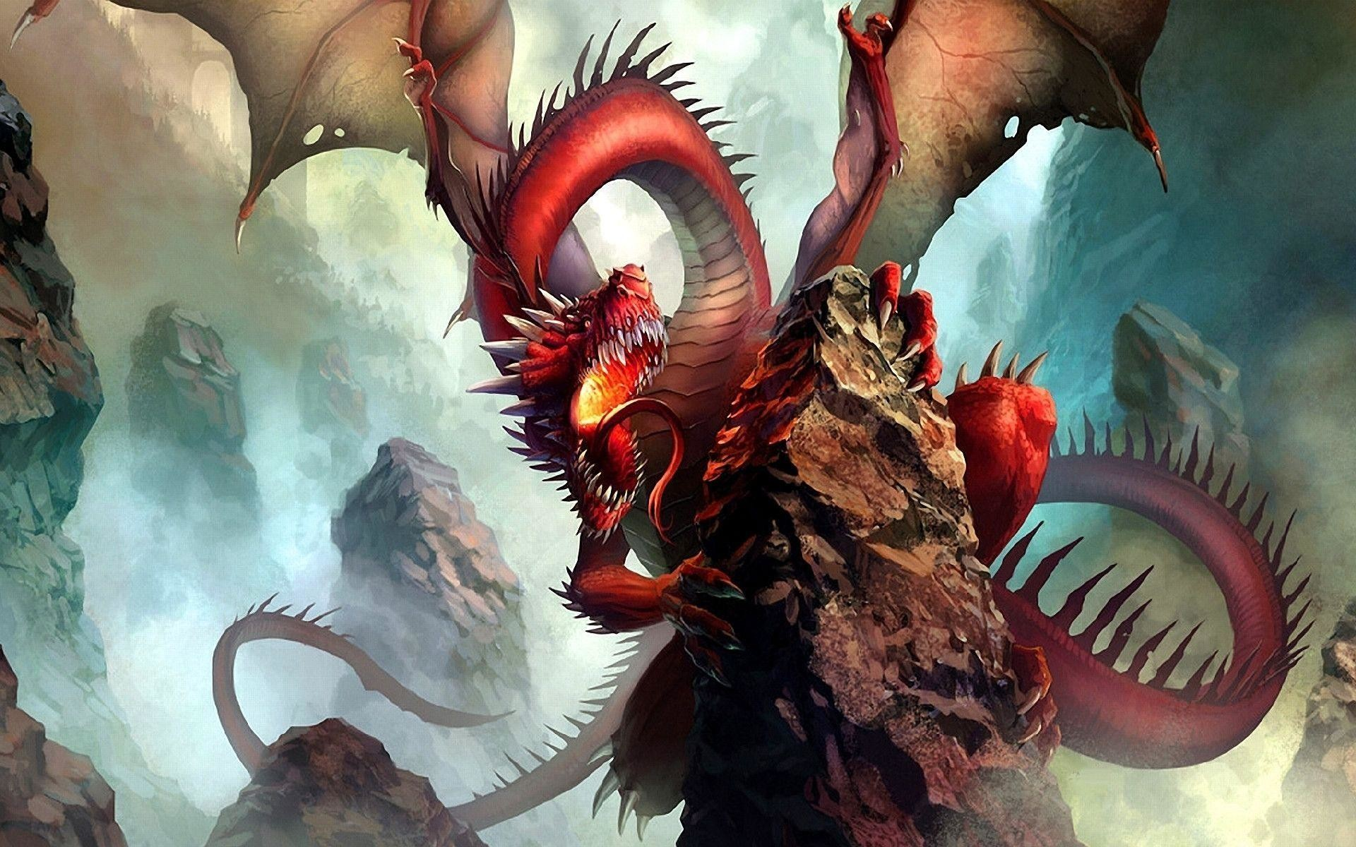 Dragon Wallpapers 3d 58 Pictures