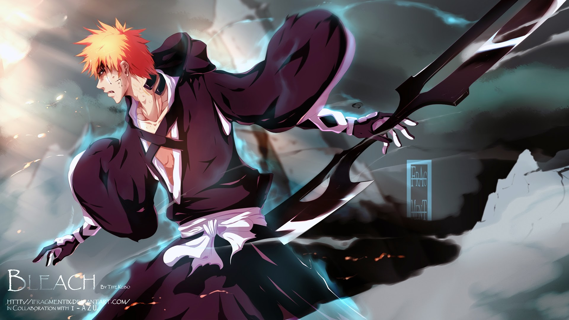 Wallpaper Bleach Bankai 62 Pictures
